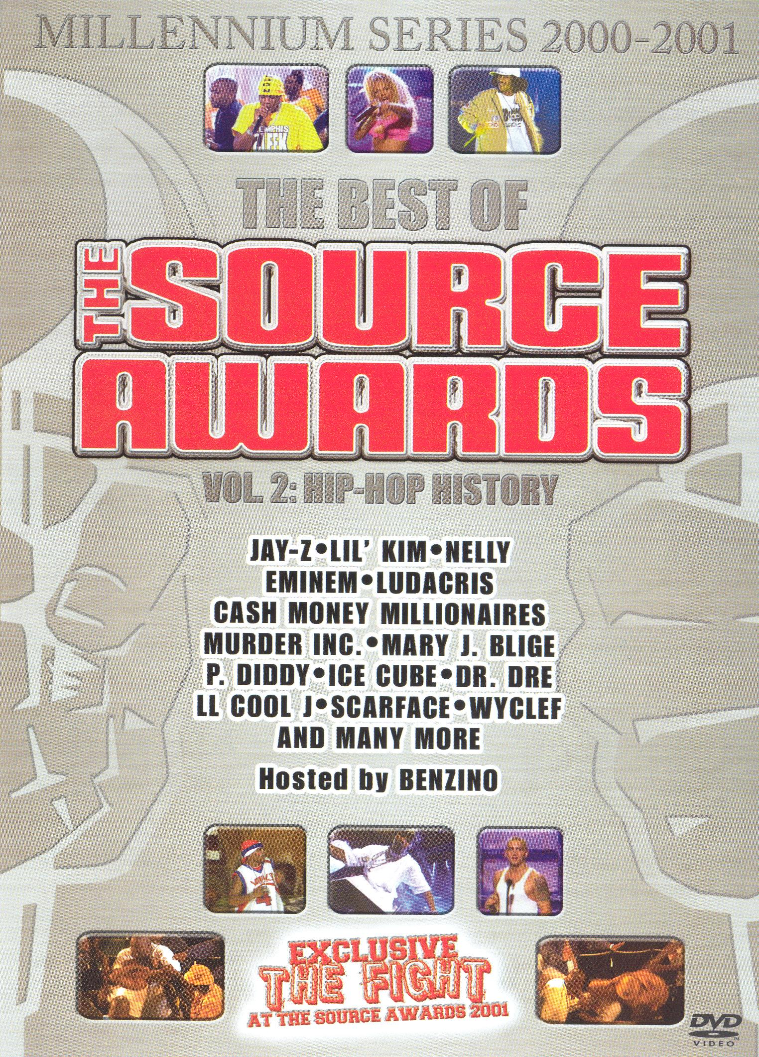 The Source Awards, Vol. 2: Best of Hip Hop History