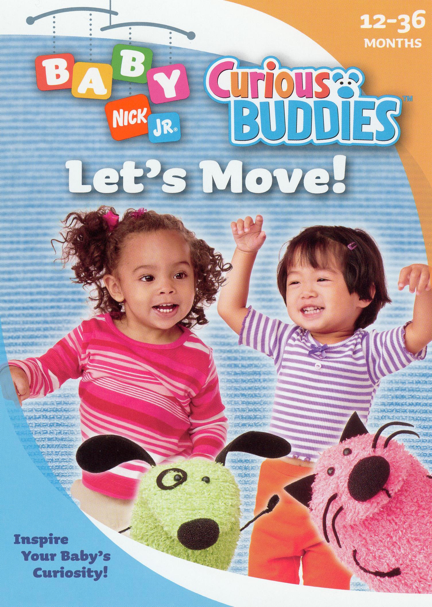 Curious Buddies: Let's Move!