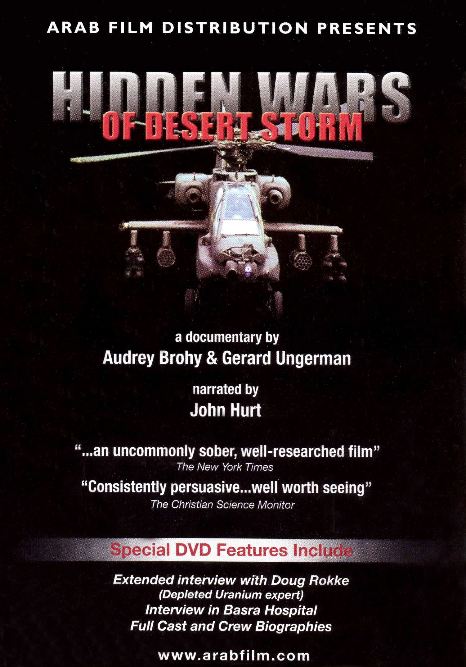 Hidden Wars of Desert Storm