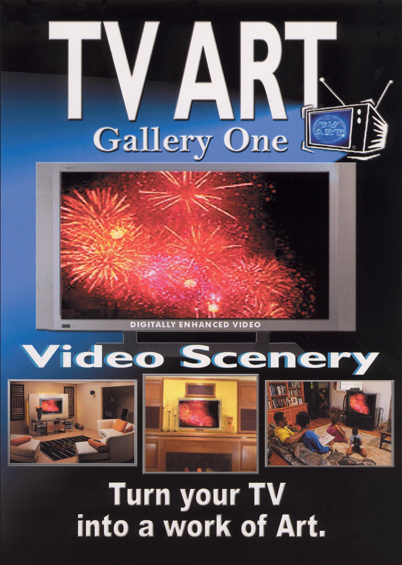 TV Art Video Scenery Gallery, Vol. 1