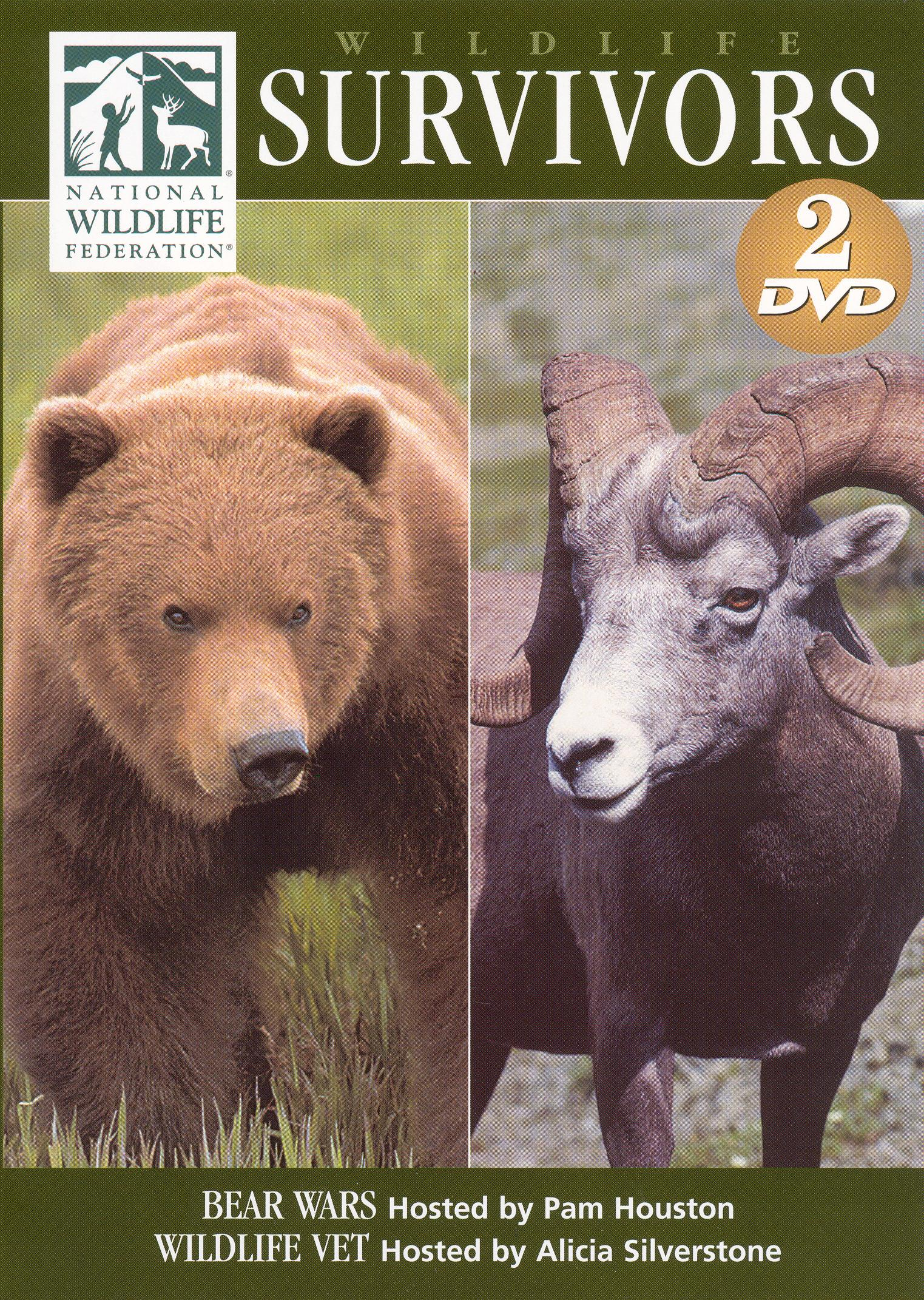Wildlife Survivors: Bear Wars