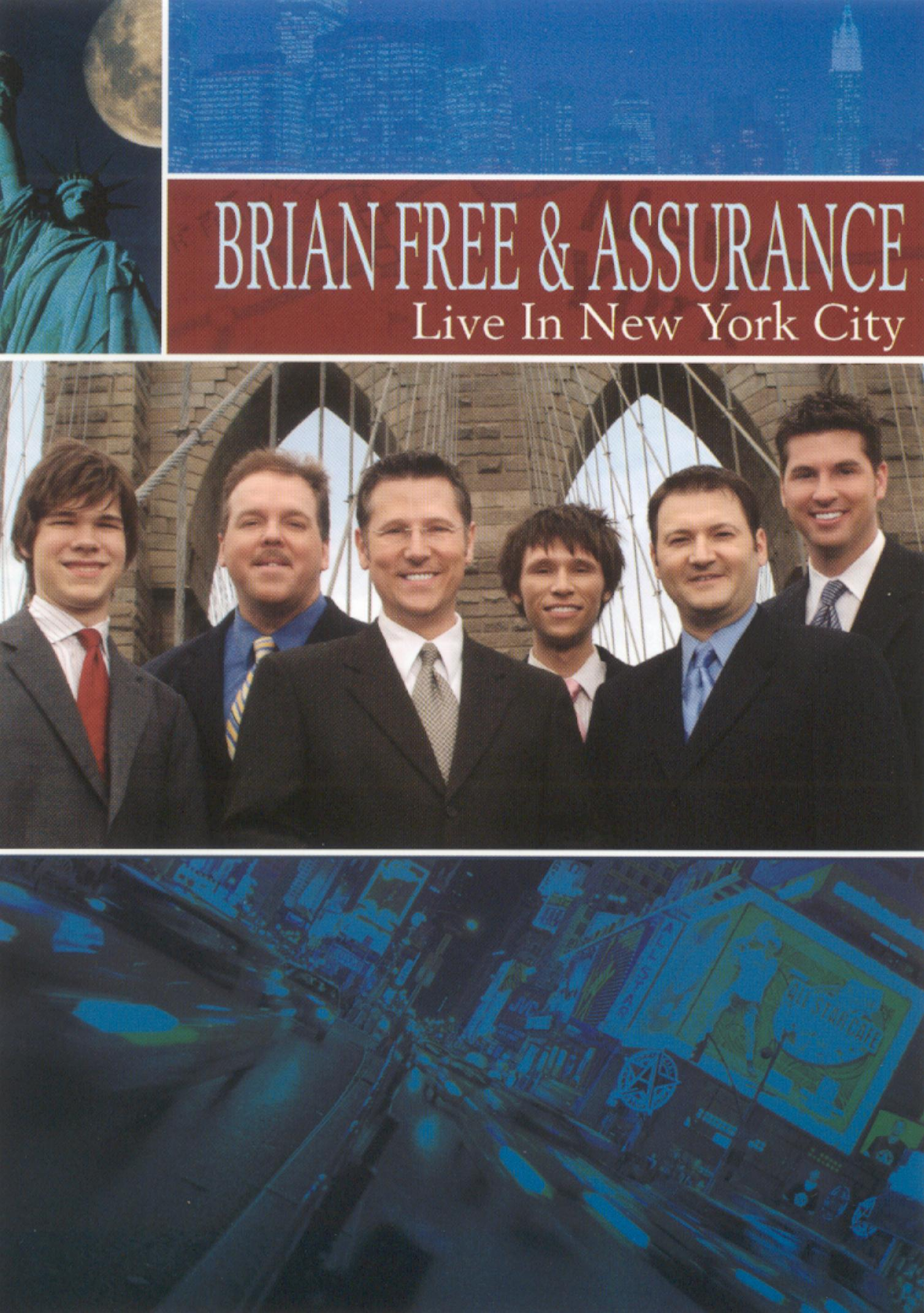 Brian Free & Assurance: Live In New York City