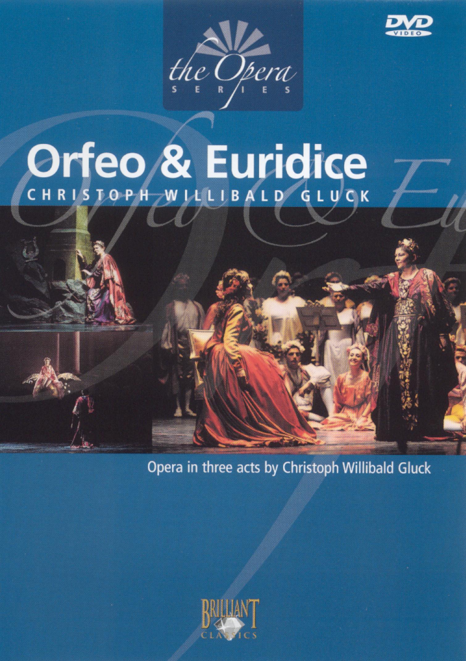 Orfeo & Eurydice (San Carlo Theatre, Naples)