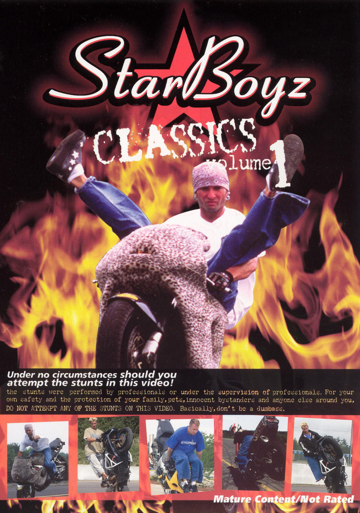 Starboyz Classics, Vol. 1