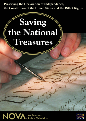 NOVA: Saving the National Treasures