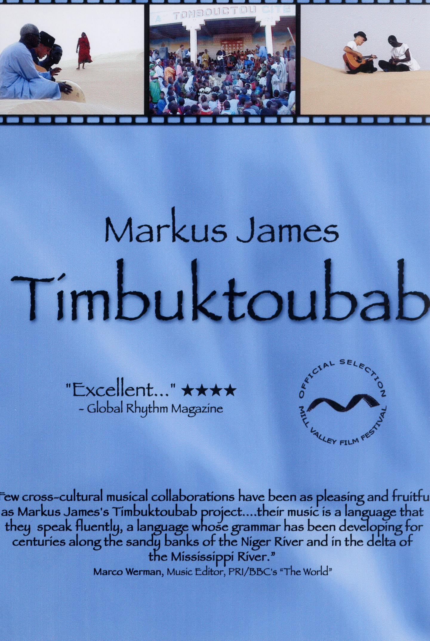 Markus James: Timbuktoubab