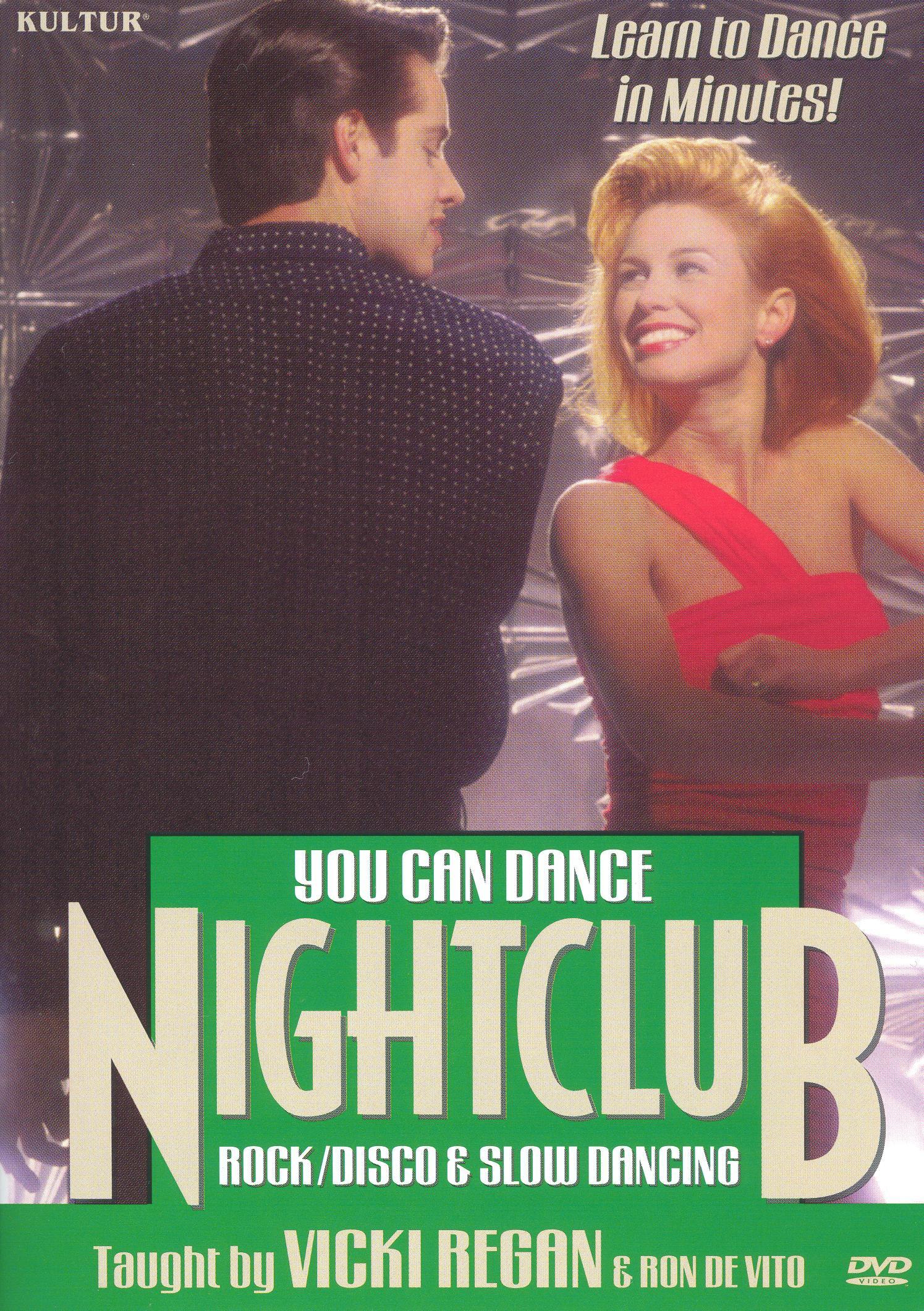 You Can Dance: Nightclub Dancing