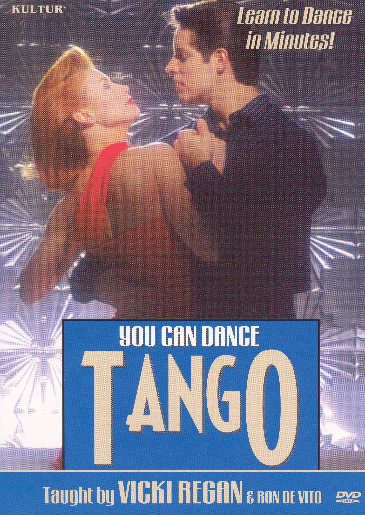 You Can Dance: The Tango