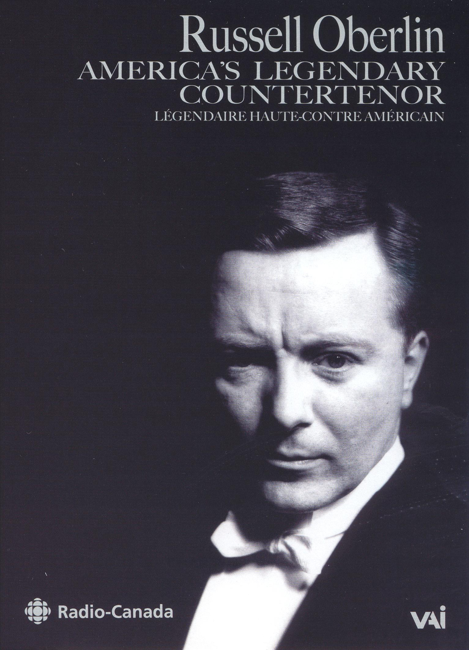 Russell Oberlin: America's Legendary Countertenor
