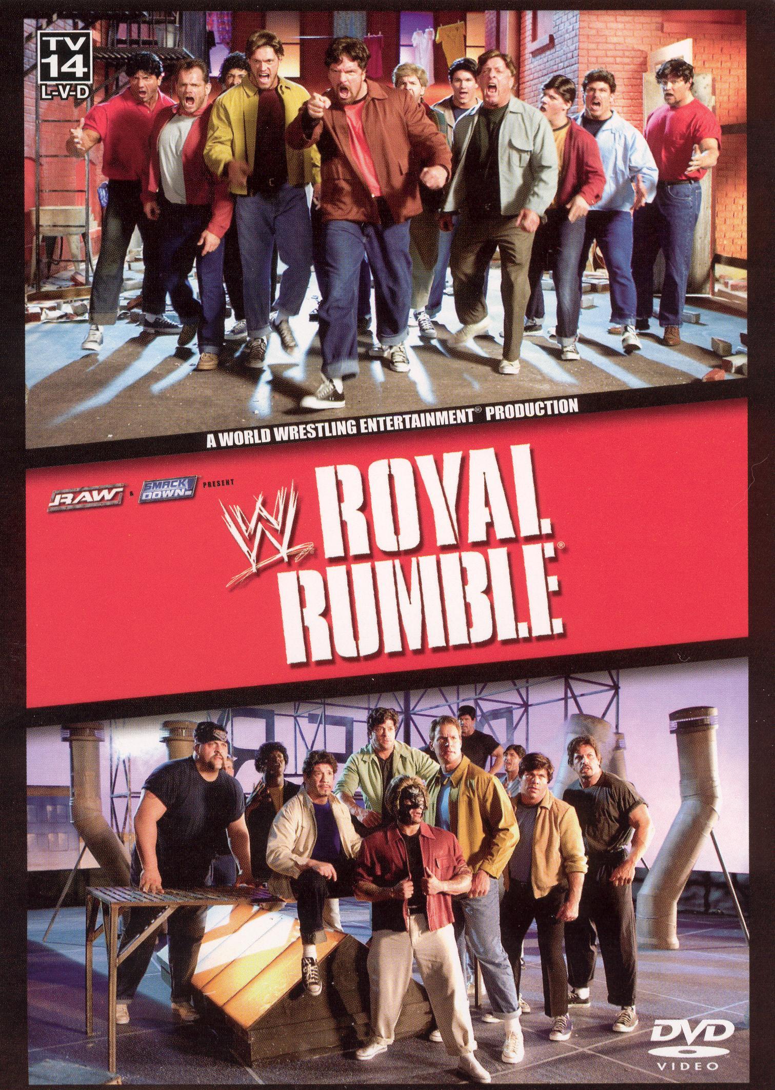 WWE: Royal Rumble 2005