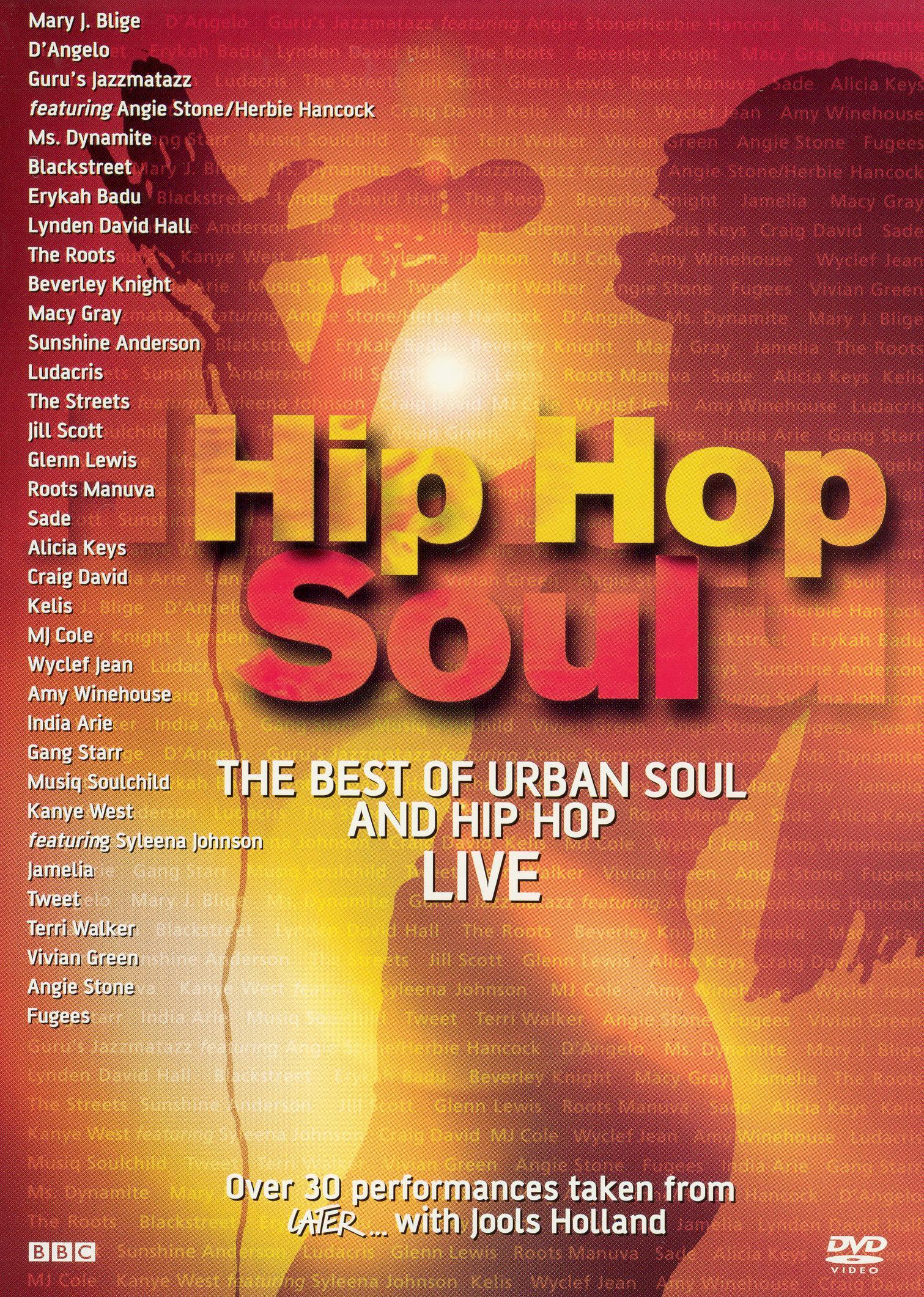 Later: Hip Hop Soul
