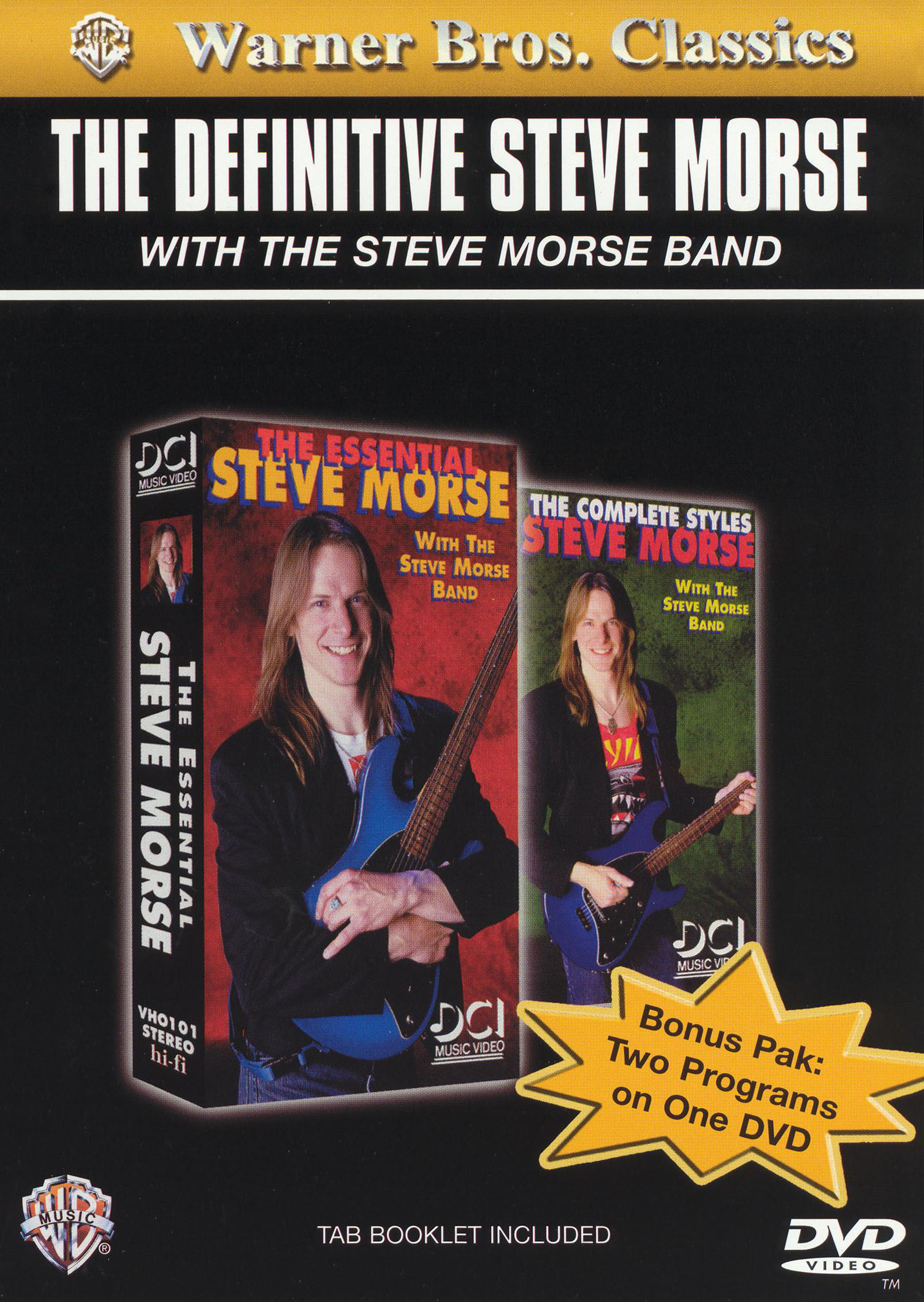 Steven Morse: Definitive