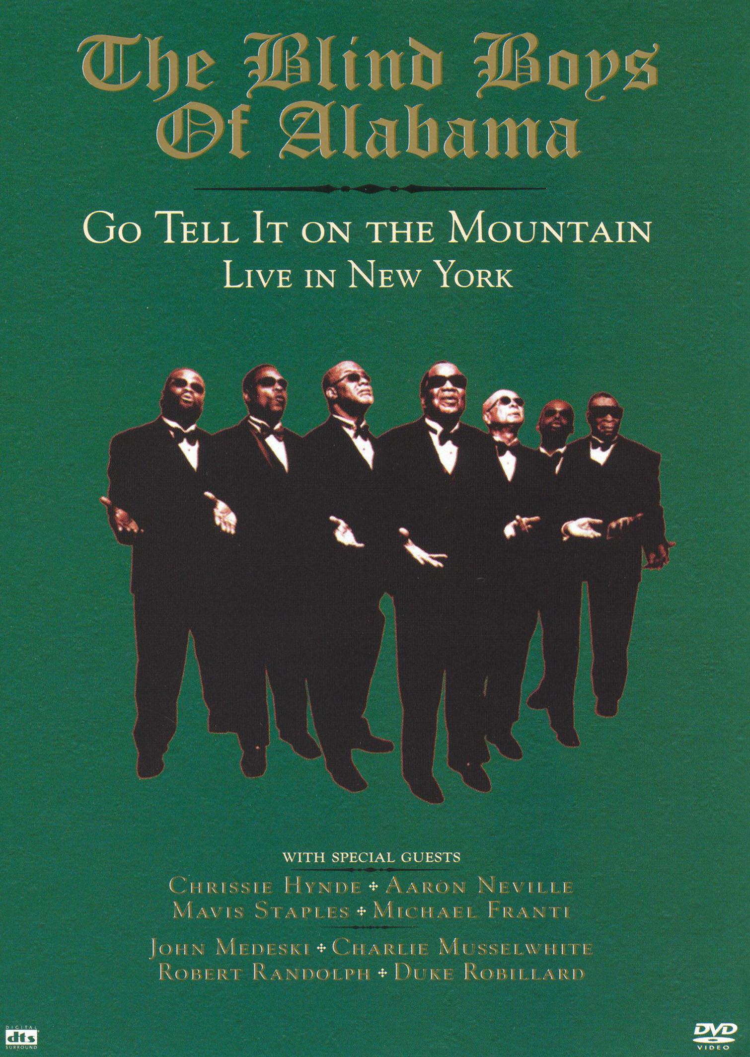 The Blind Boys of Alabama: Go Tell It on the Mountain Gospel