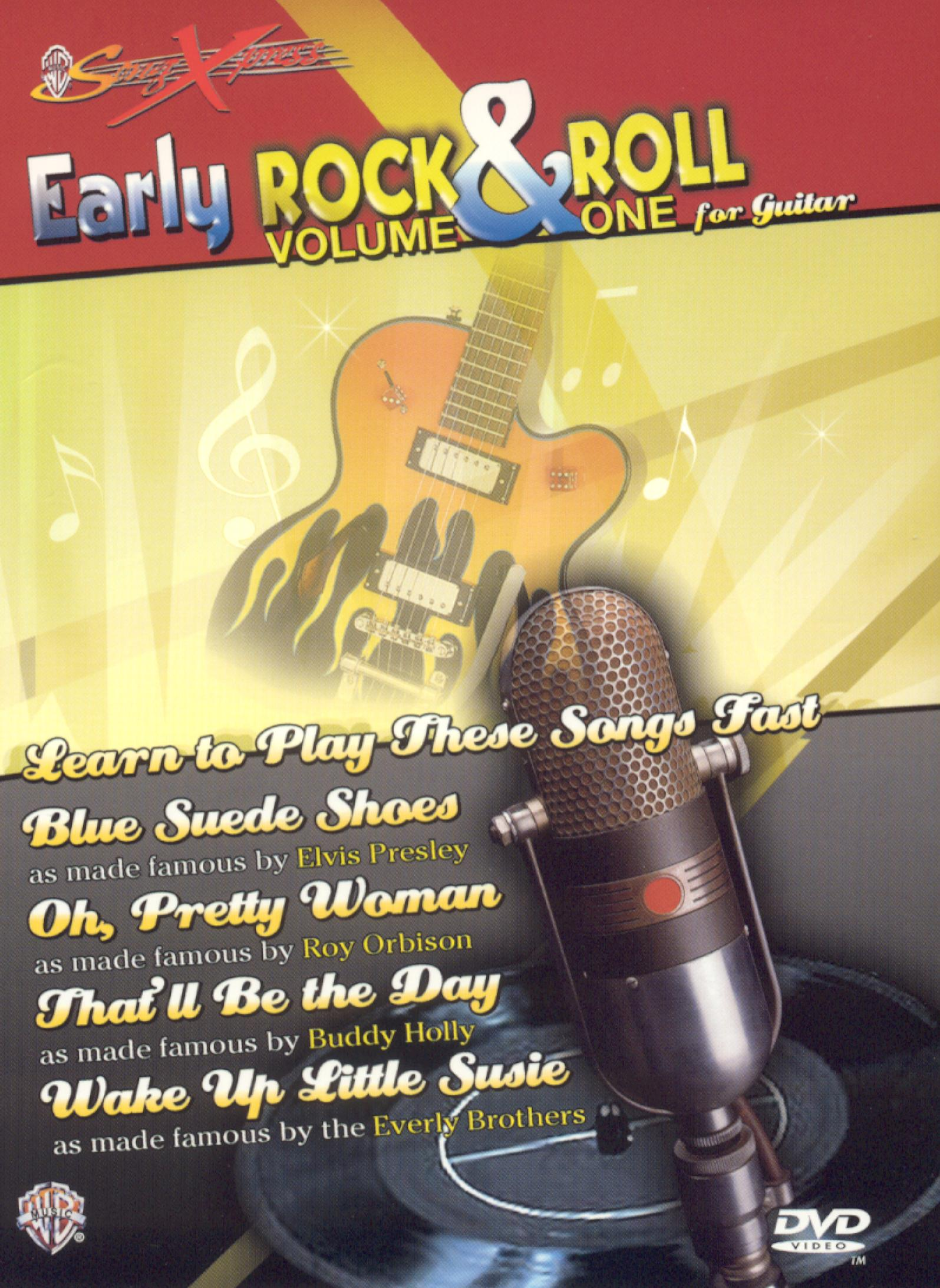 SongXpress: Early Rock & Roll, Vol. 1