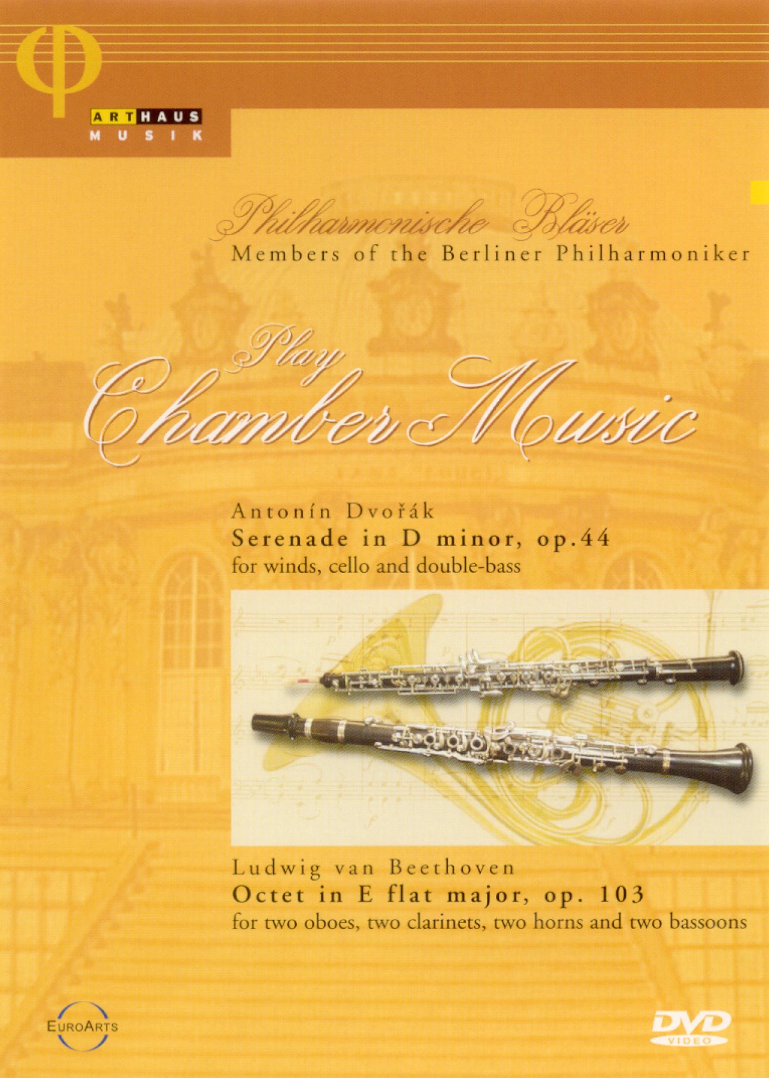 Philharmonische Blaser Play Chamber Music