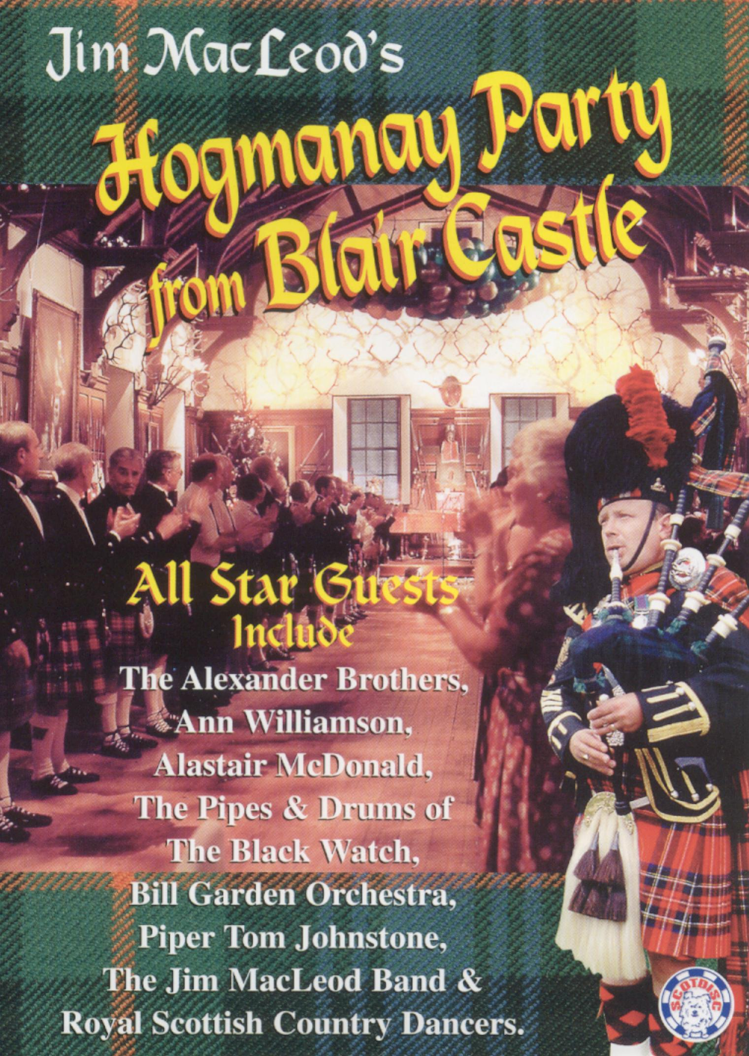 Jim MacLeod: Hogmanay Party From Blair Castle