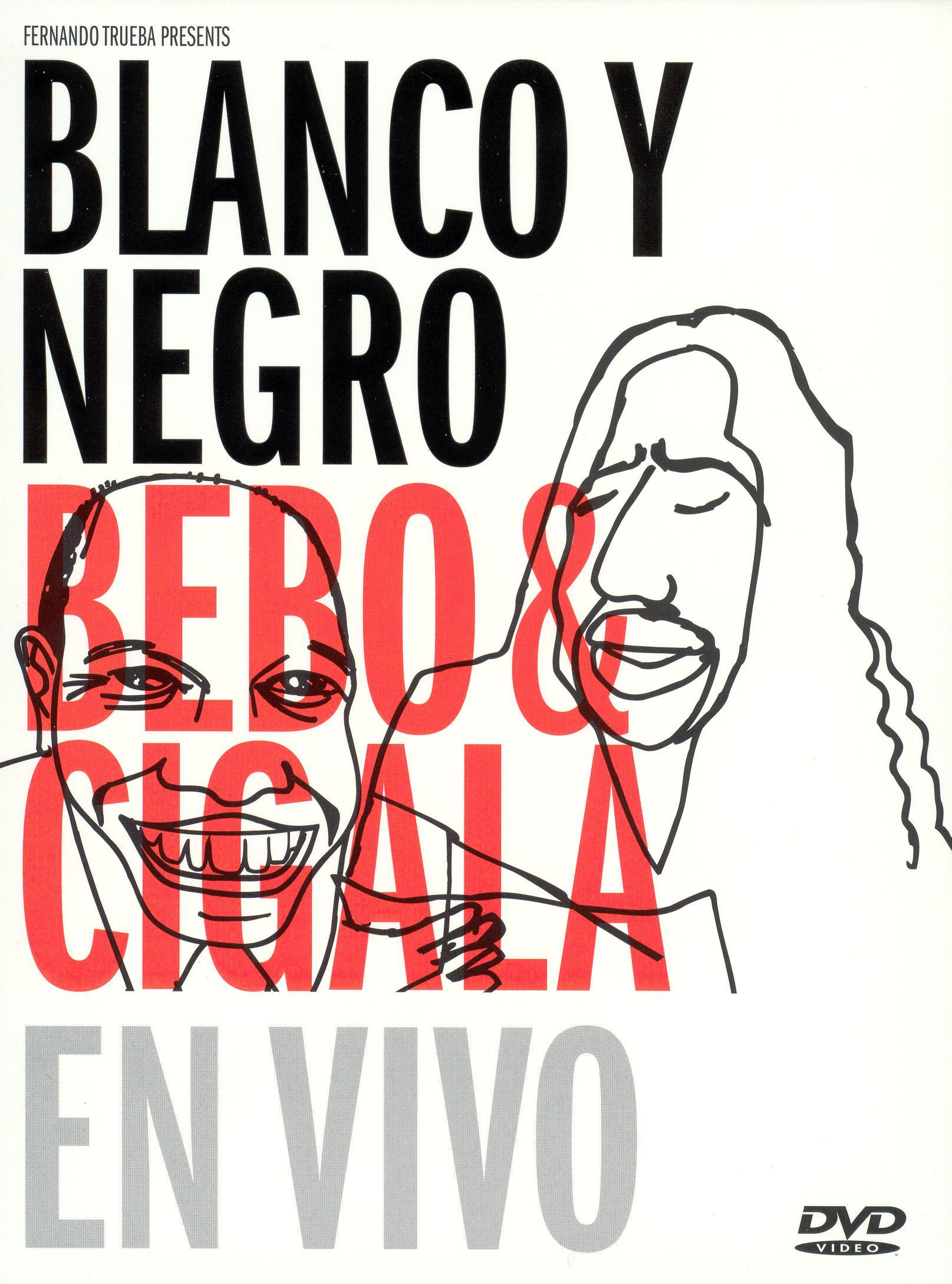 Bebo & Cigala: Blanco y Negro - En Vivo