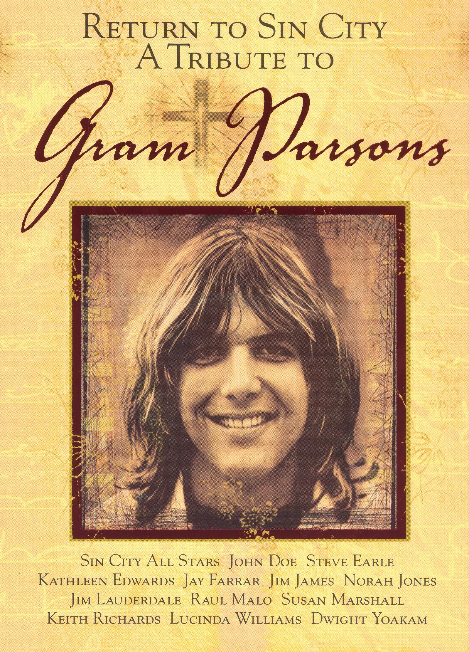 Return to Sin City: A Tribute to Gram Parsons