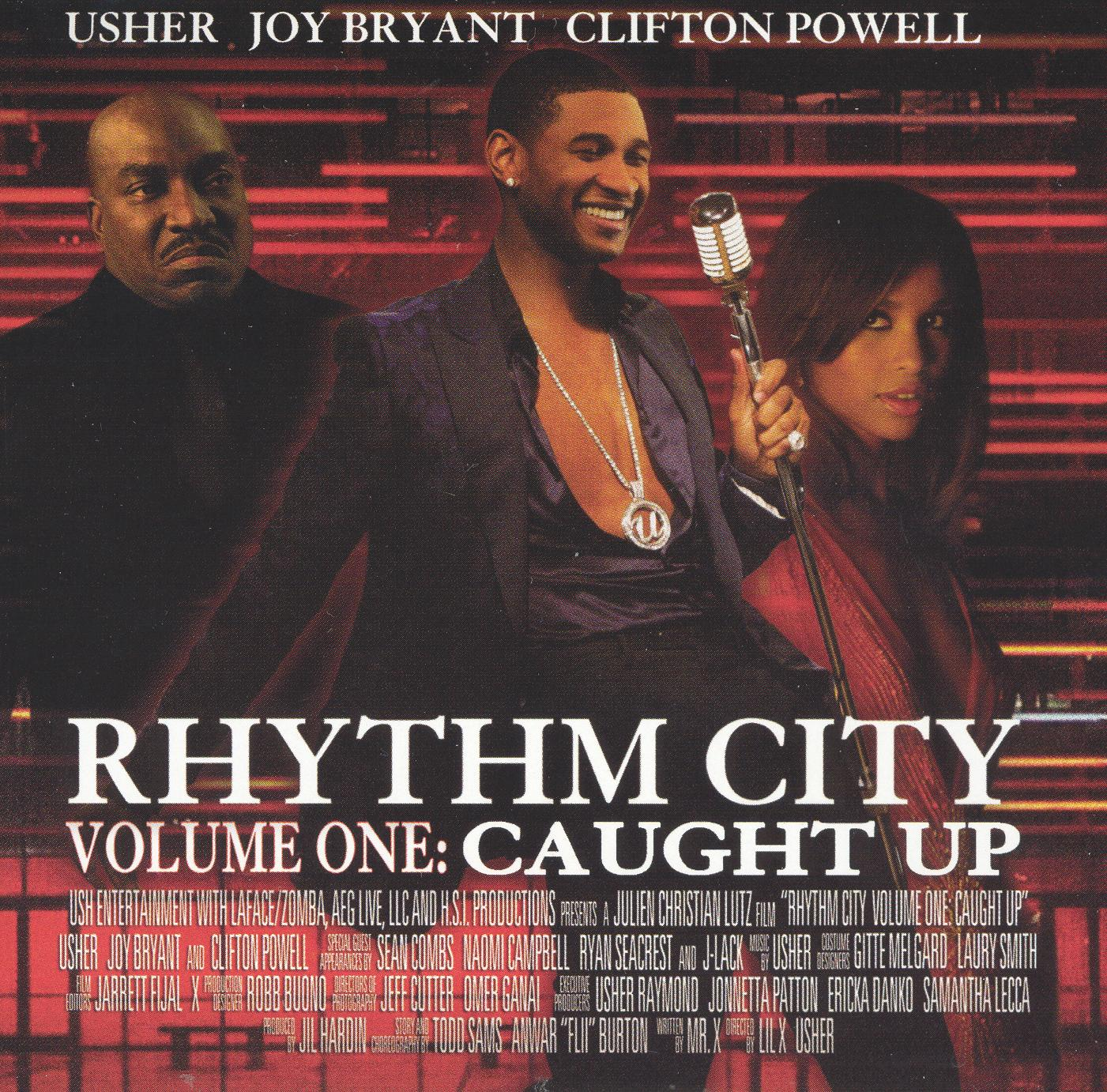 Usher: Rhythm City, Vol. 1 - Caught Up