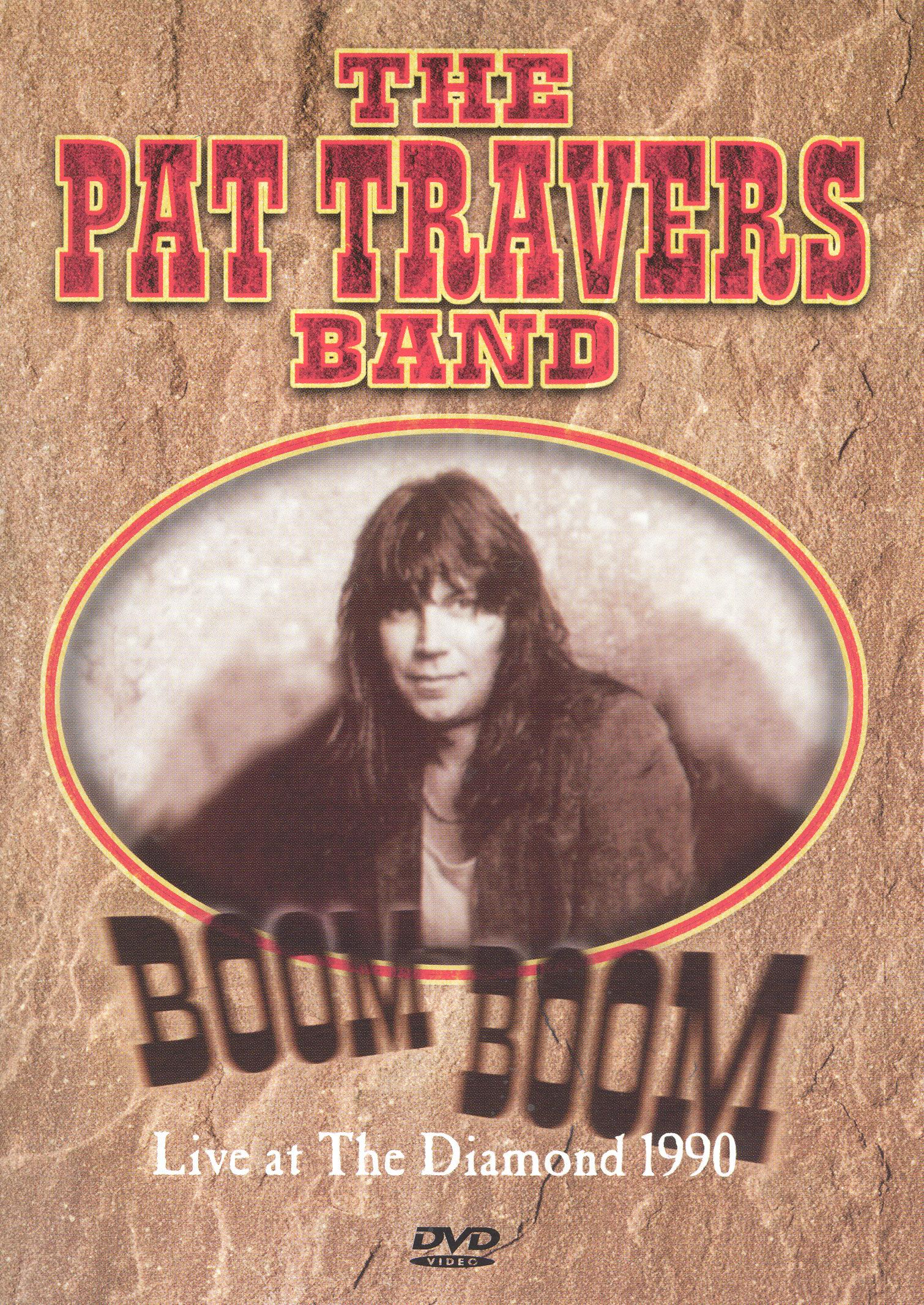 Pat Travers: Boom Boom - Live at the Diamond Toronto 1990