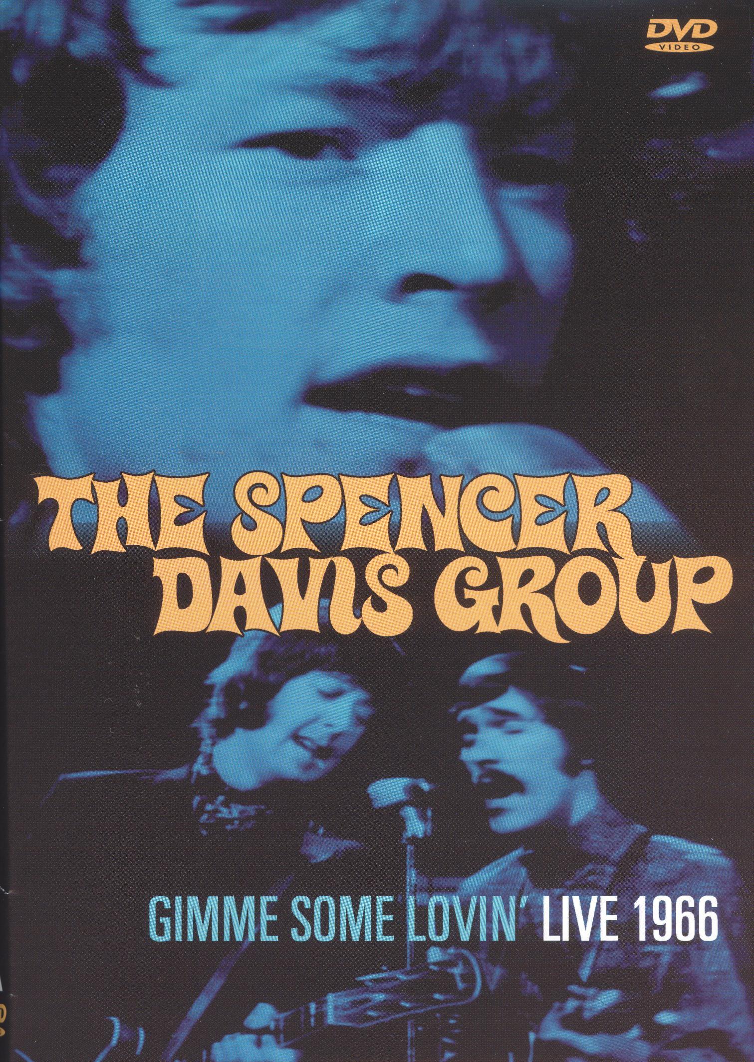 The Spencer Davis Group: Gimme Some Lovin' - Live 1966