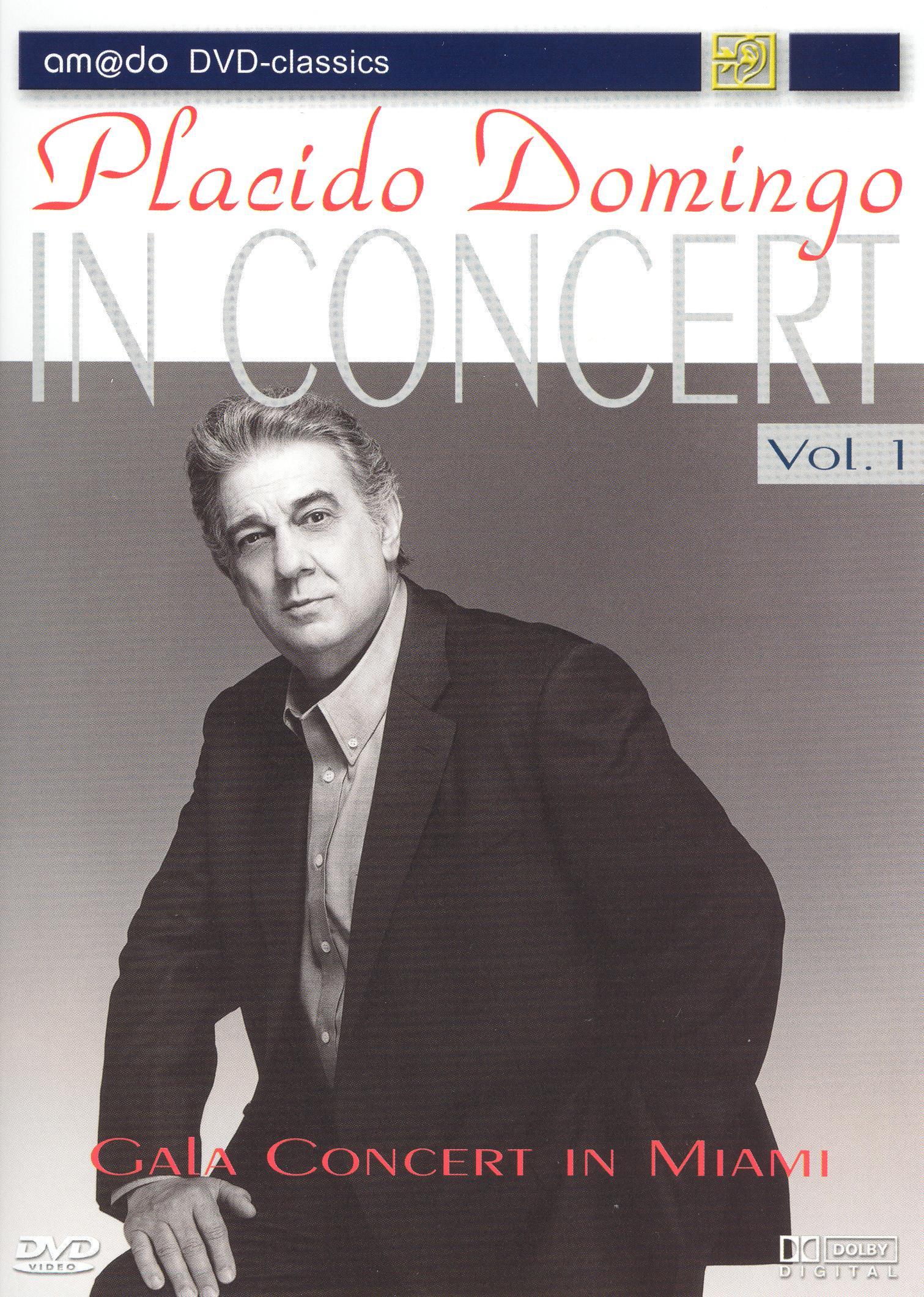 Placido Domingo: Gala Concert In Miami