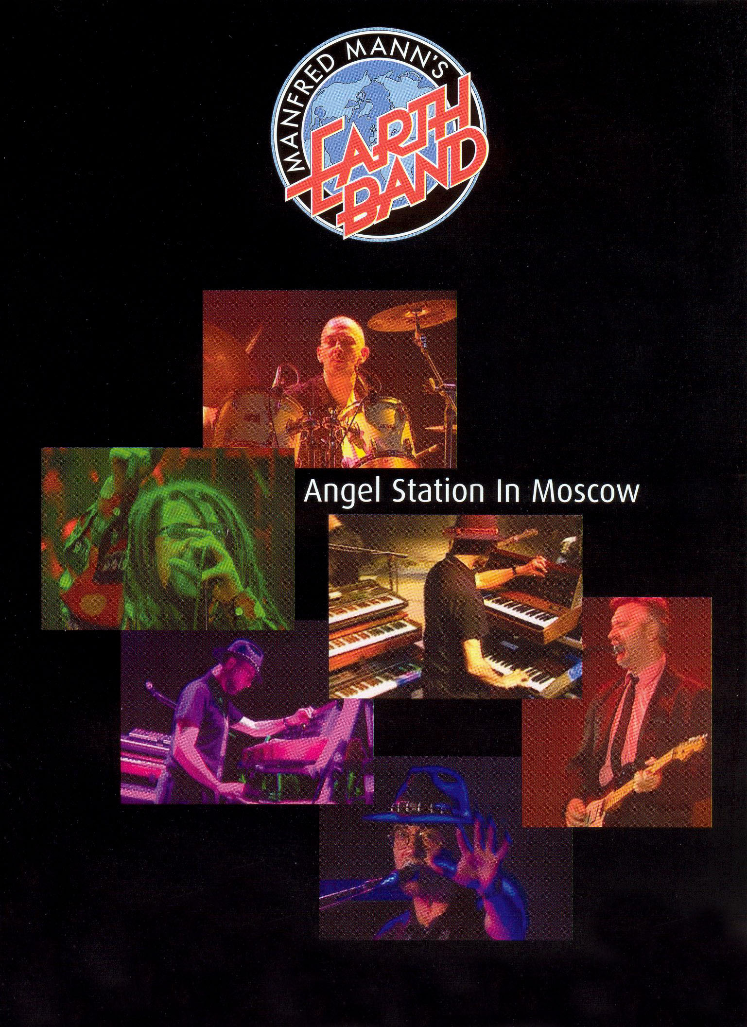 Manfred Mann's Earth Band: Angel Station In Moscow Live In Concert