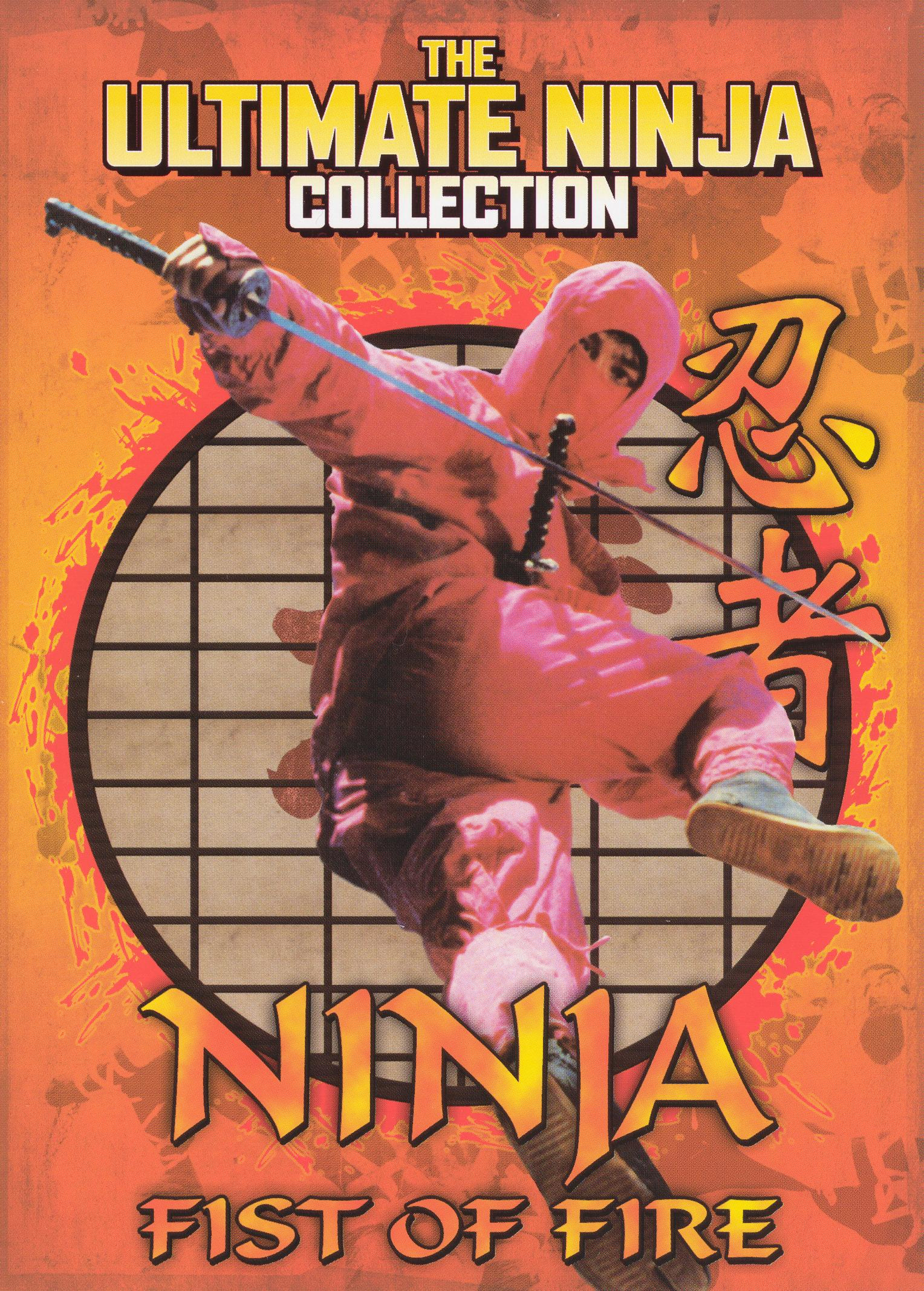 Ninja Fists Of Fire