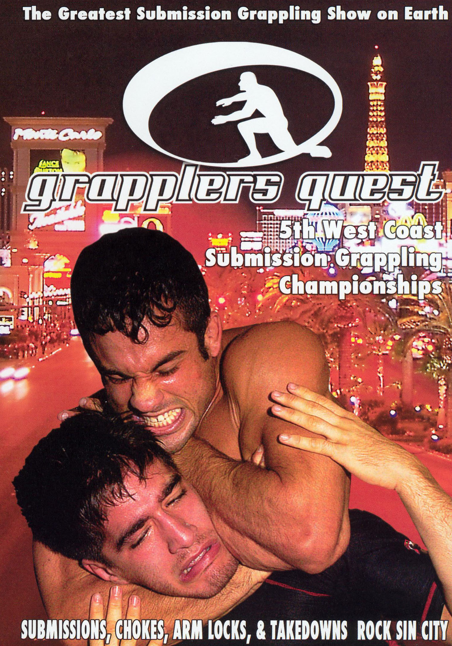 Grapplers Quest: 5th West Coast Submission Grappling 2004