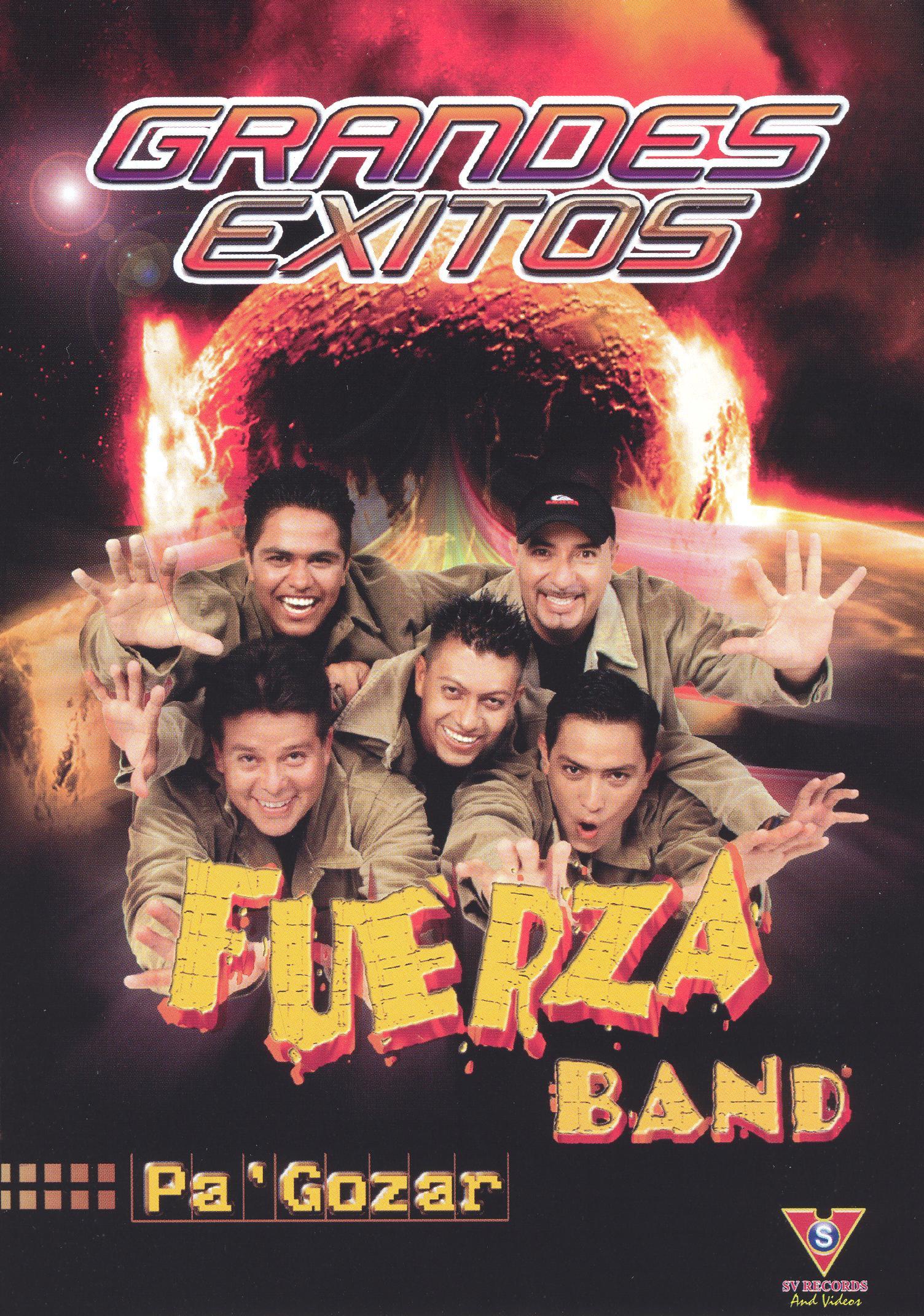 Fuerza Band: Grandes Exitos Pa Gozar