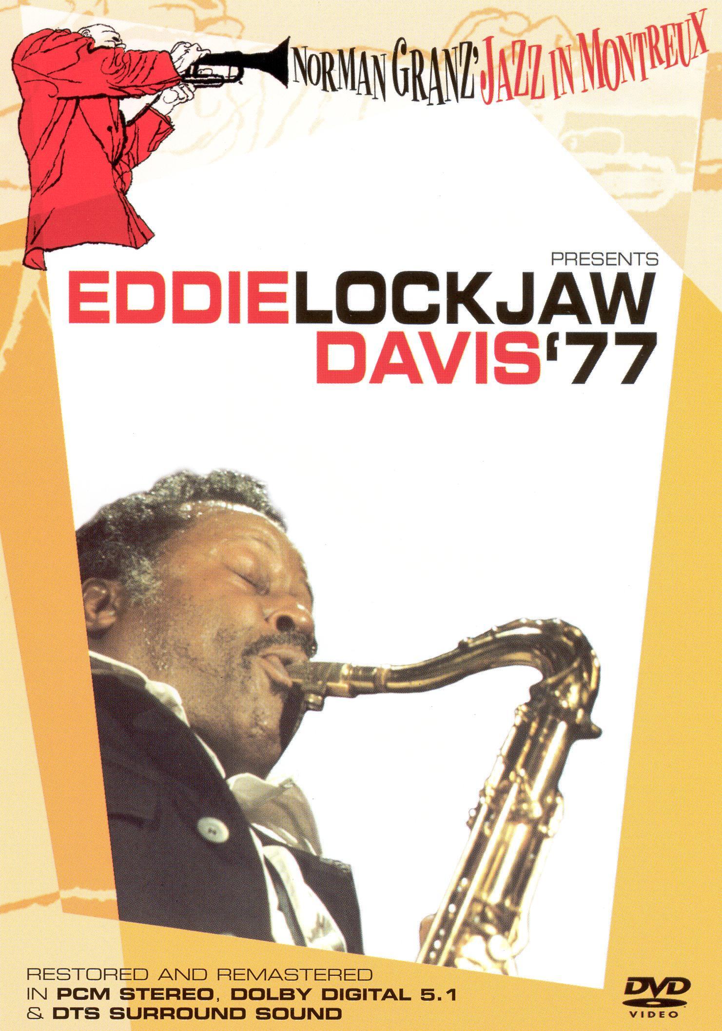Norman Granz' Jazz in Montreux: Eddy Lockjaw Davis '77