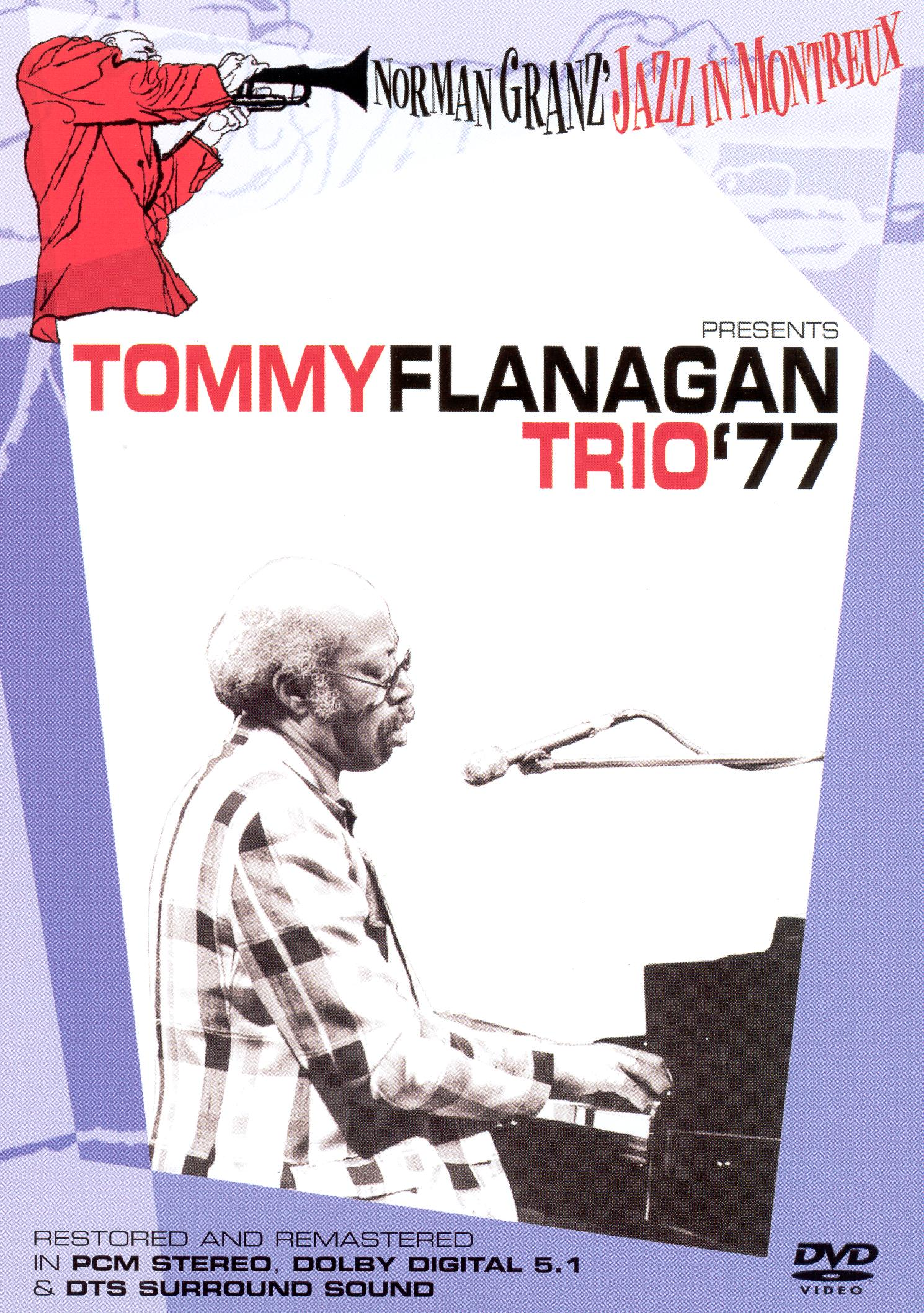Norman Granz' Jazz in Montreux: Tommy Flanagan Trio '77