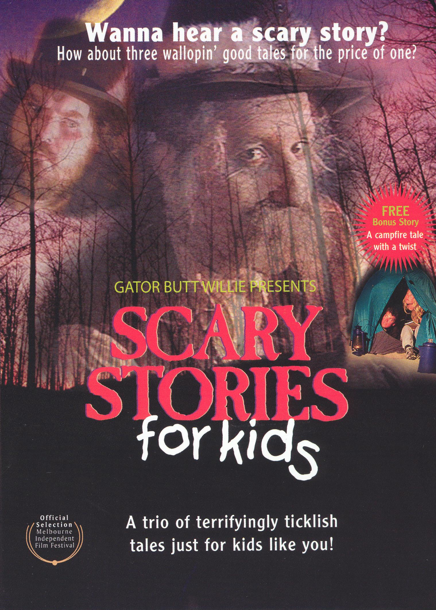 Gator Butt WIllie: Scary Stories For Kids
