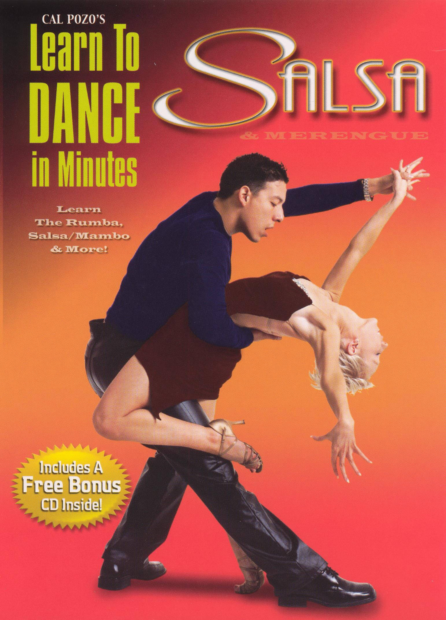Cal Pozo's Learn to Dance in Minutes: Salsa and Merengue