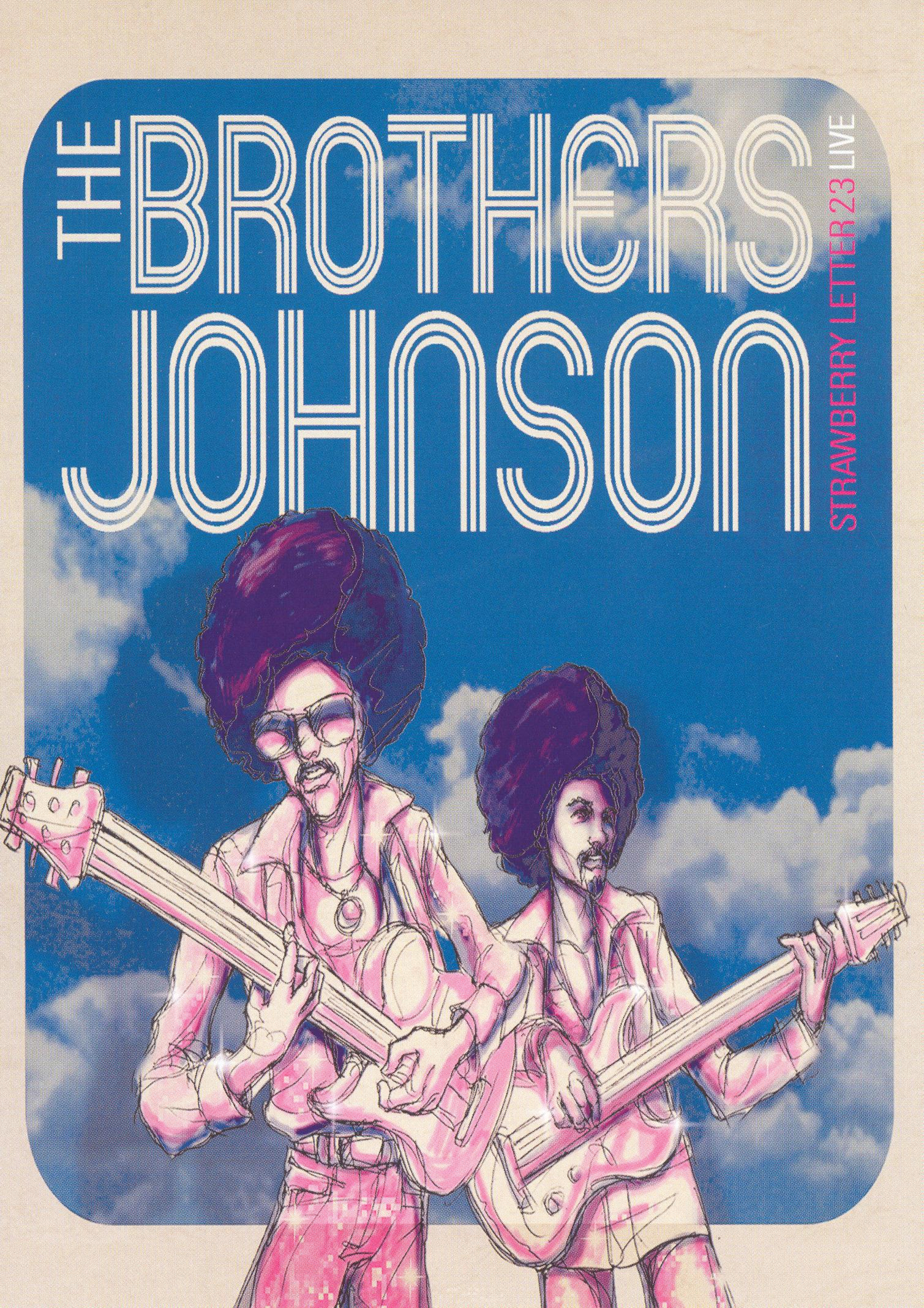 the brothers johnson strawberry letter 23 brothers johnson strawberry letter 23 live 2003 52143