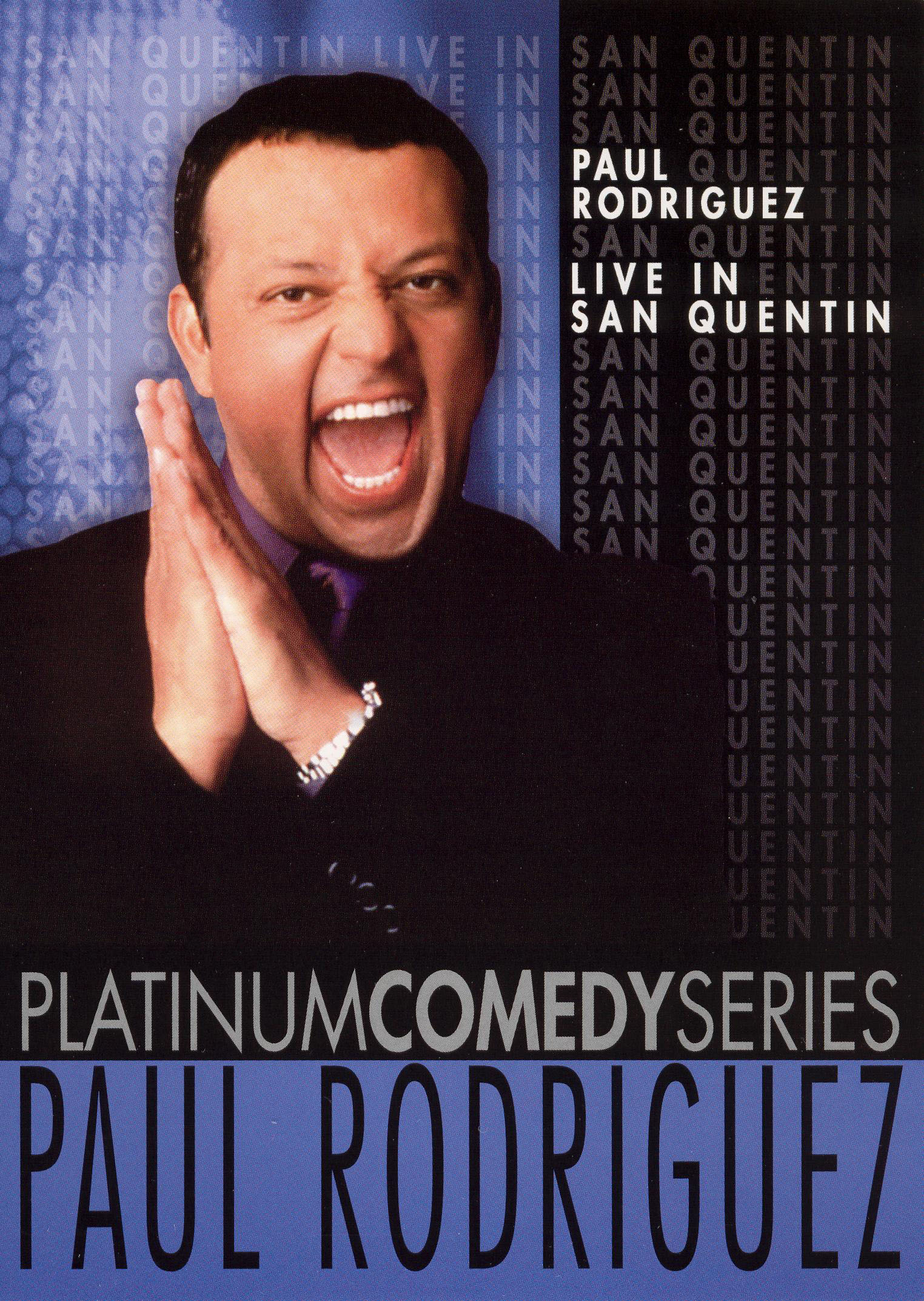 Platinum Comedy Series: Paul Rodriguez - Behind Bars Live in San Francisco