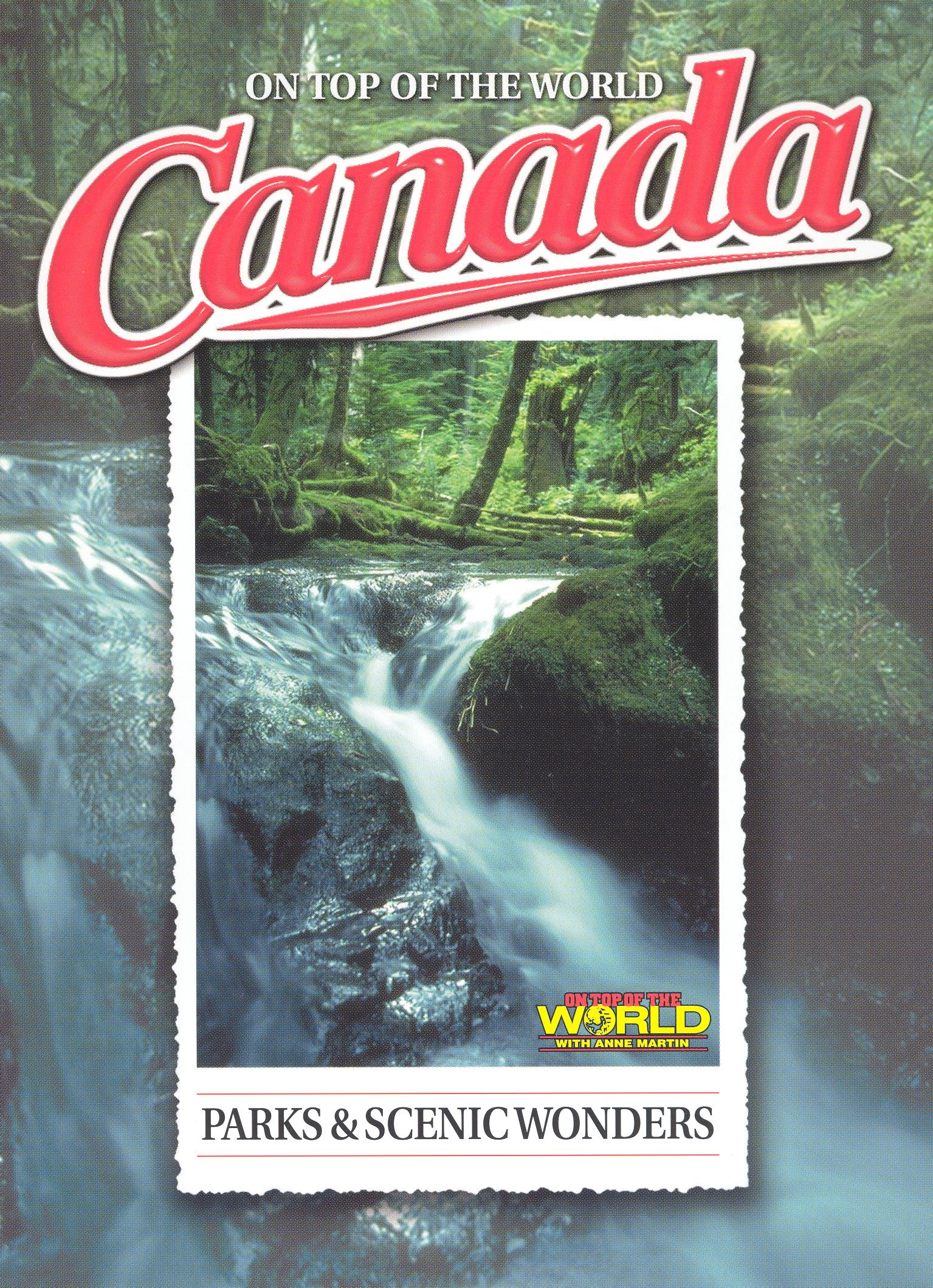 Canada: Parks & Scenic Wonders