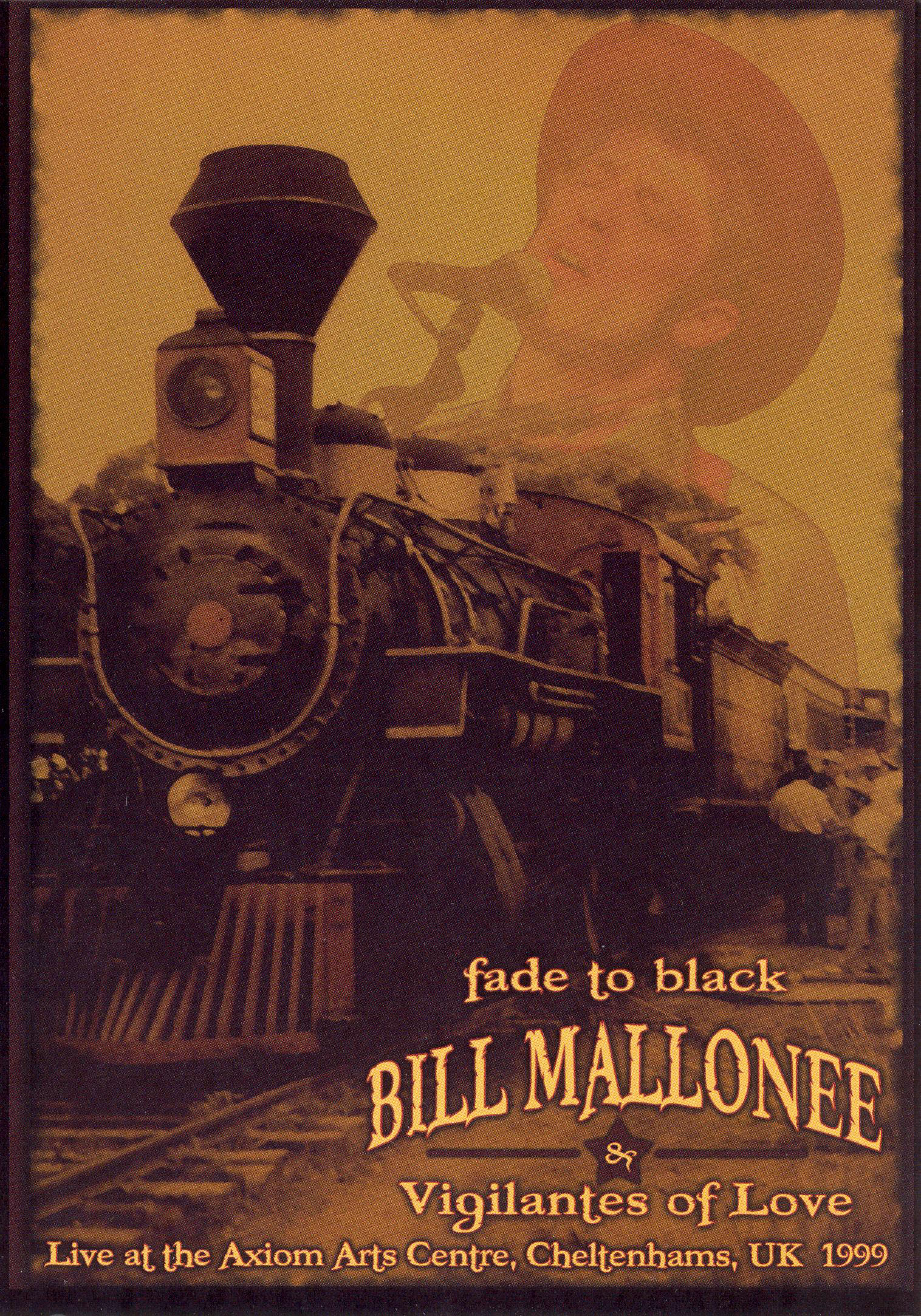 Bill Mallonee & Vigilantes of Love: Fade to Black