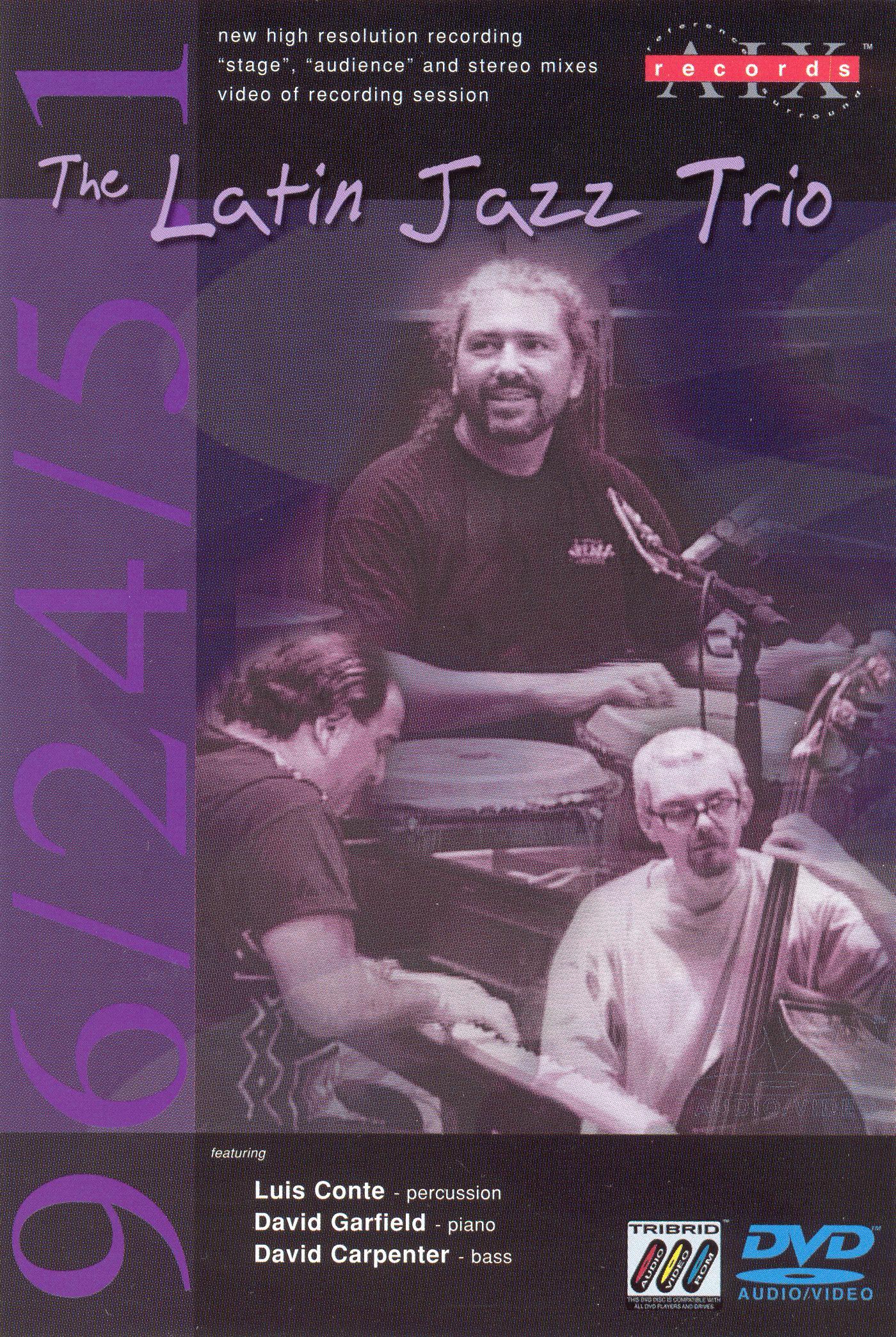 The Latin Jazz Trio
