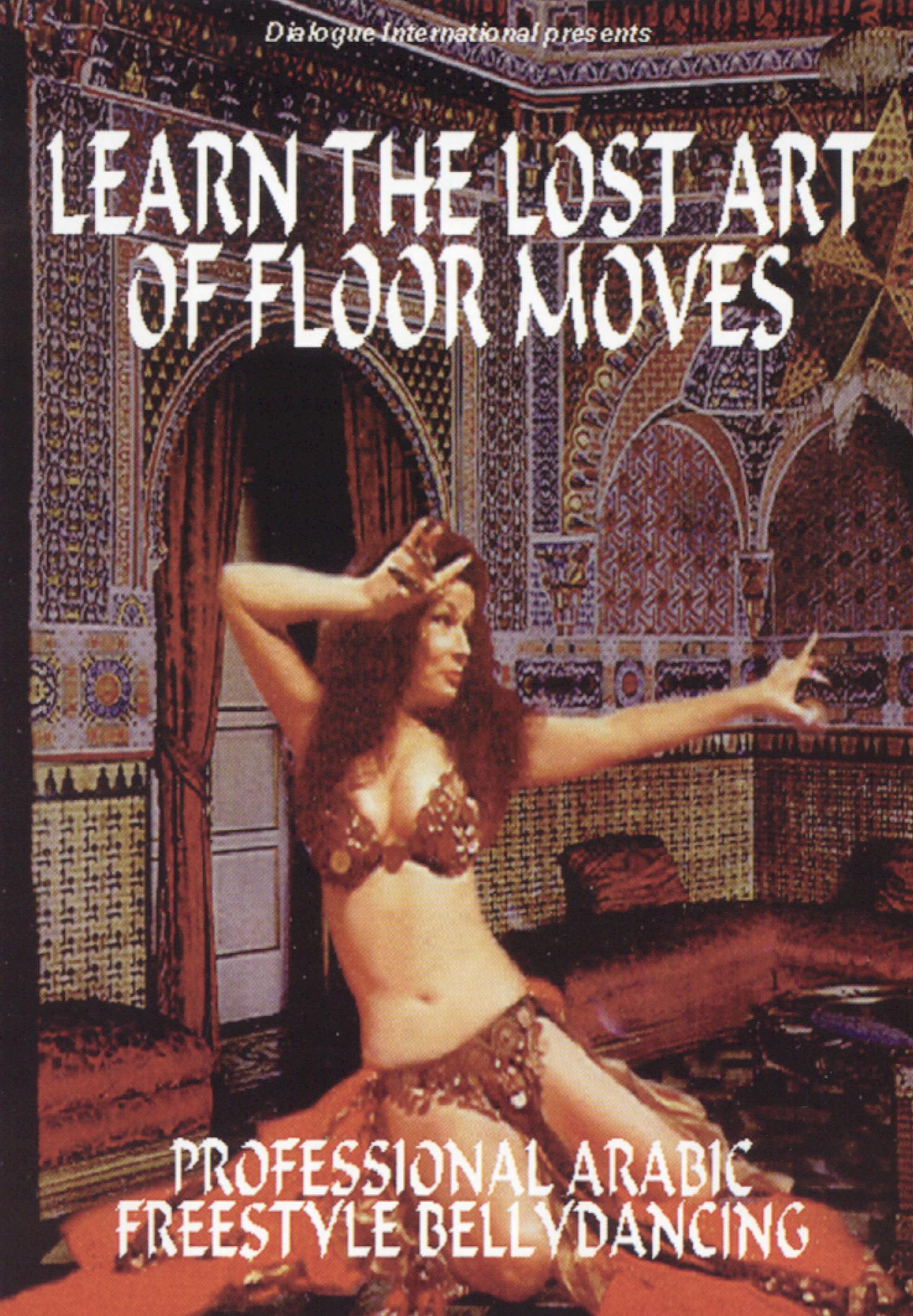 Learn the Lost Art of Floor Moves