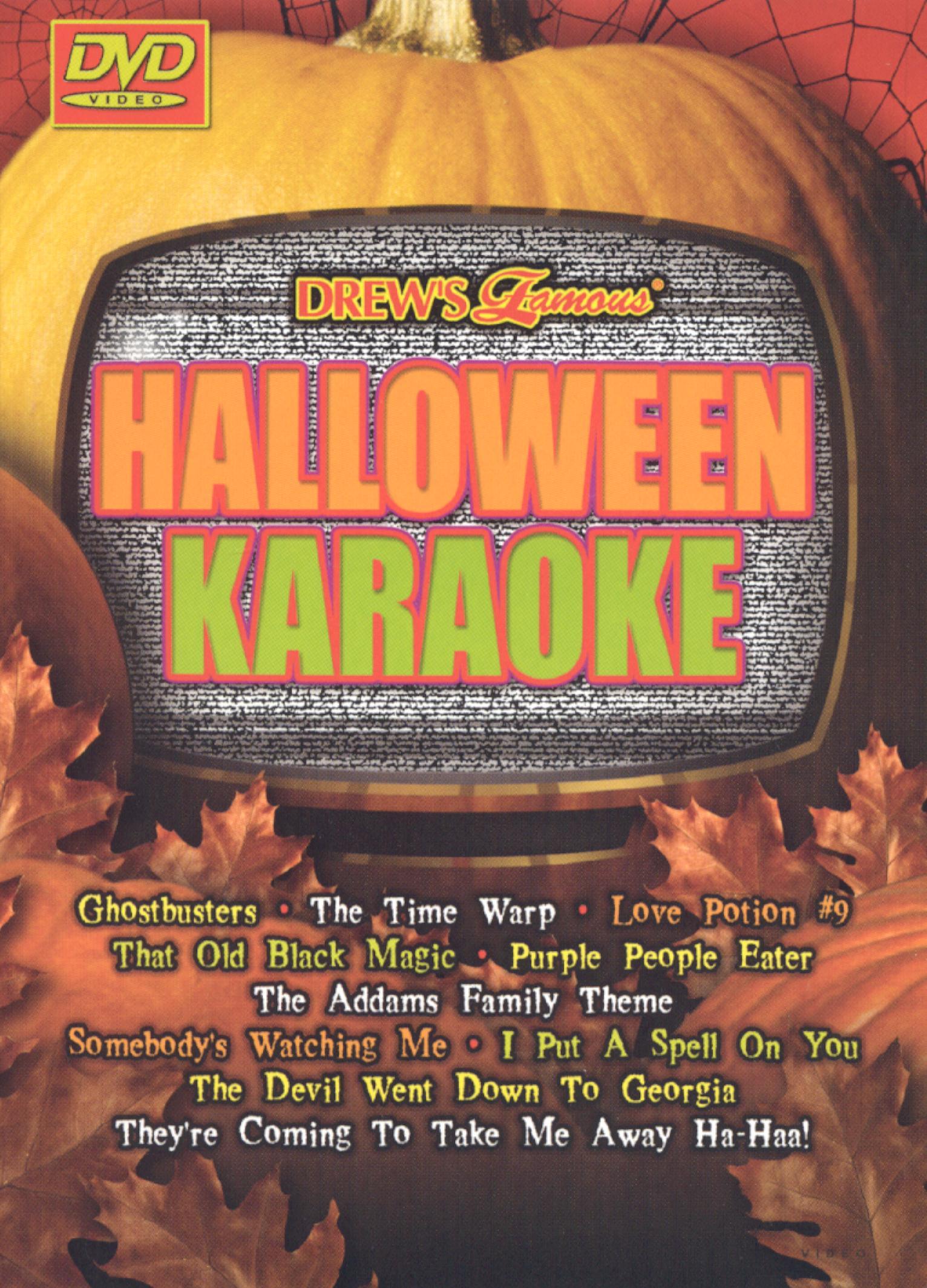 Drew's Famous Halloween Karaoke