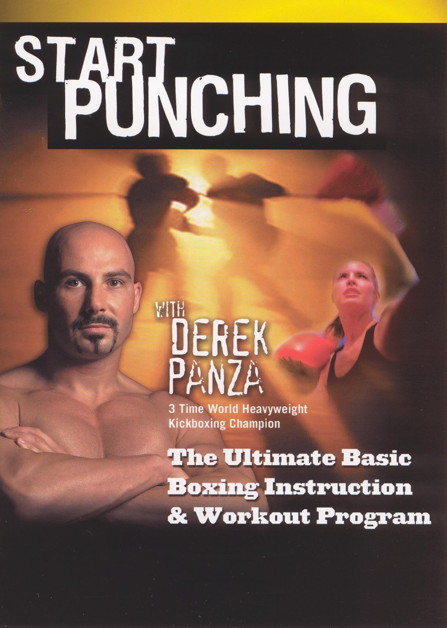 Start Punching With Derek Panza