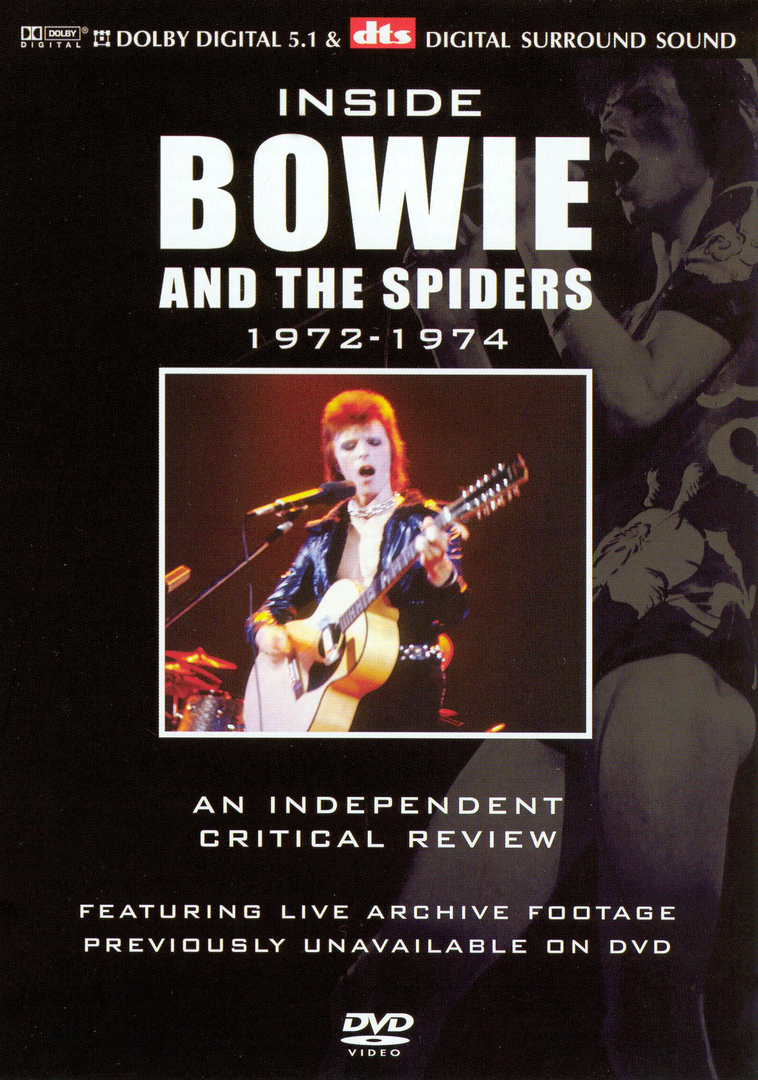 Inside David Bowie: A Critical Review 1972-1974