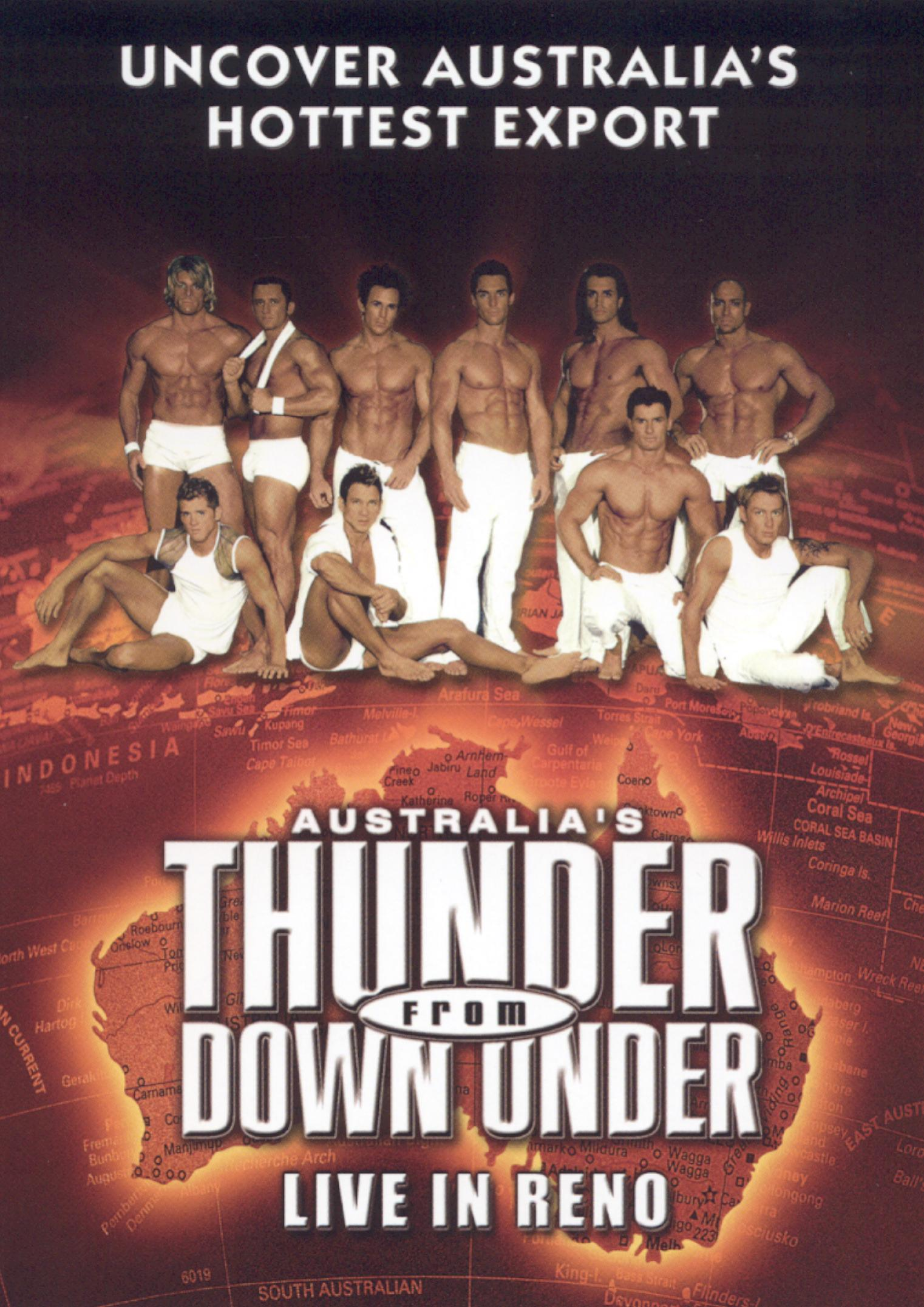 Australia's Thunder From Down Under: Live In Reno