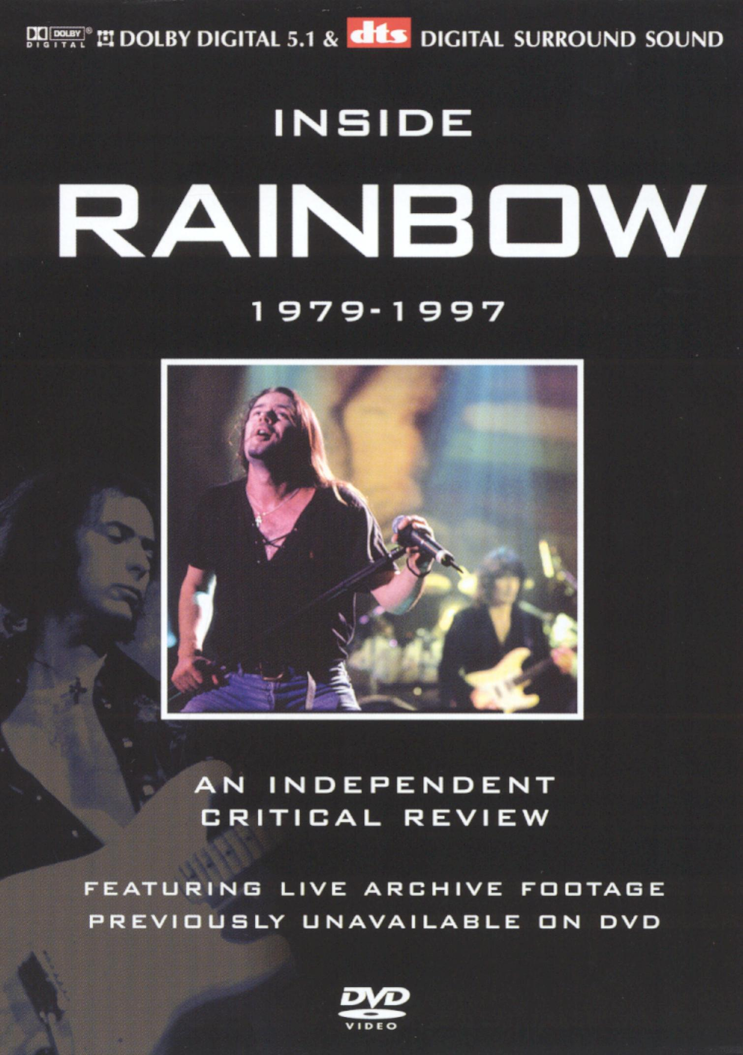 Inside Rainbow: A Critical Review, Vol. 2: 1979-1997