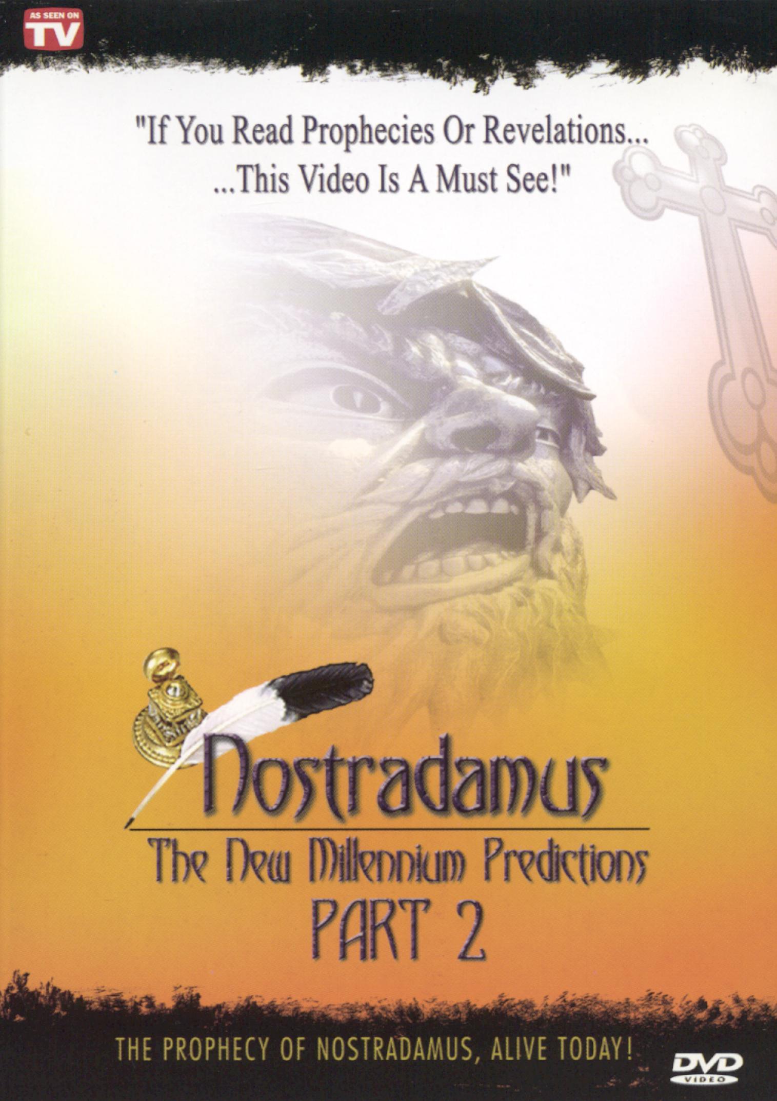 Nostradamus: New Millenium Predictions, Vol. 2
