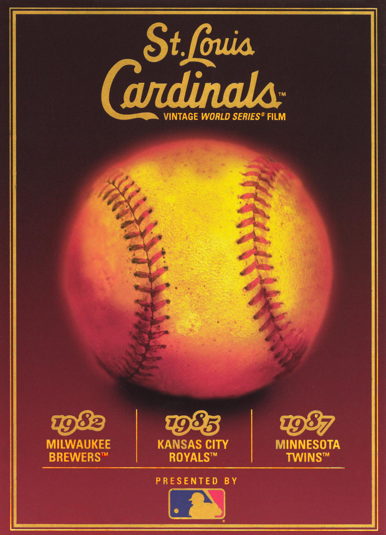 St. Louis Cardinals: The '80s World Series Collection