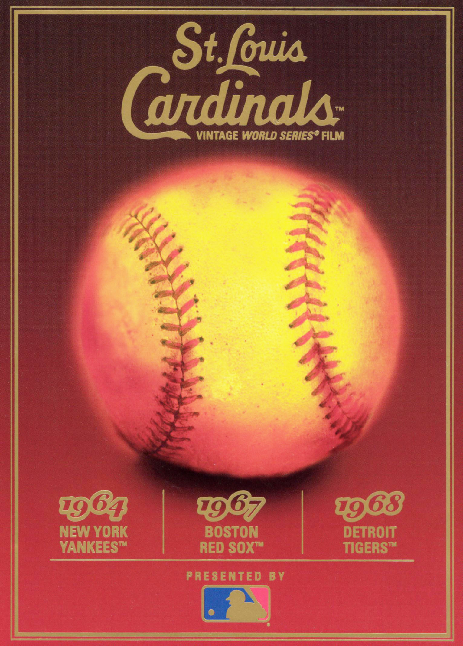 St. Louis Cardinals: The '60s World Series Collection