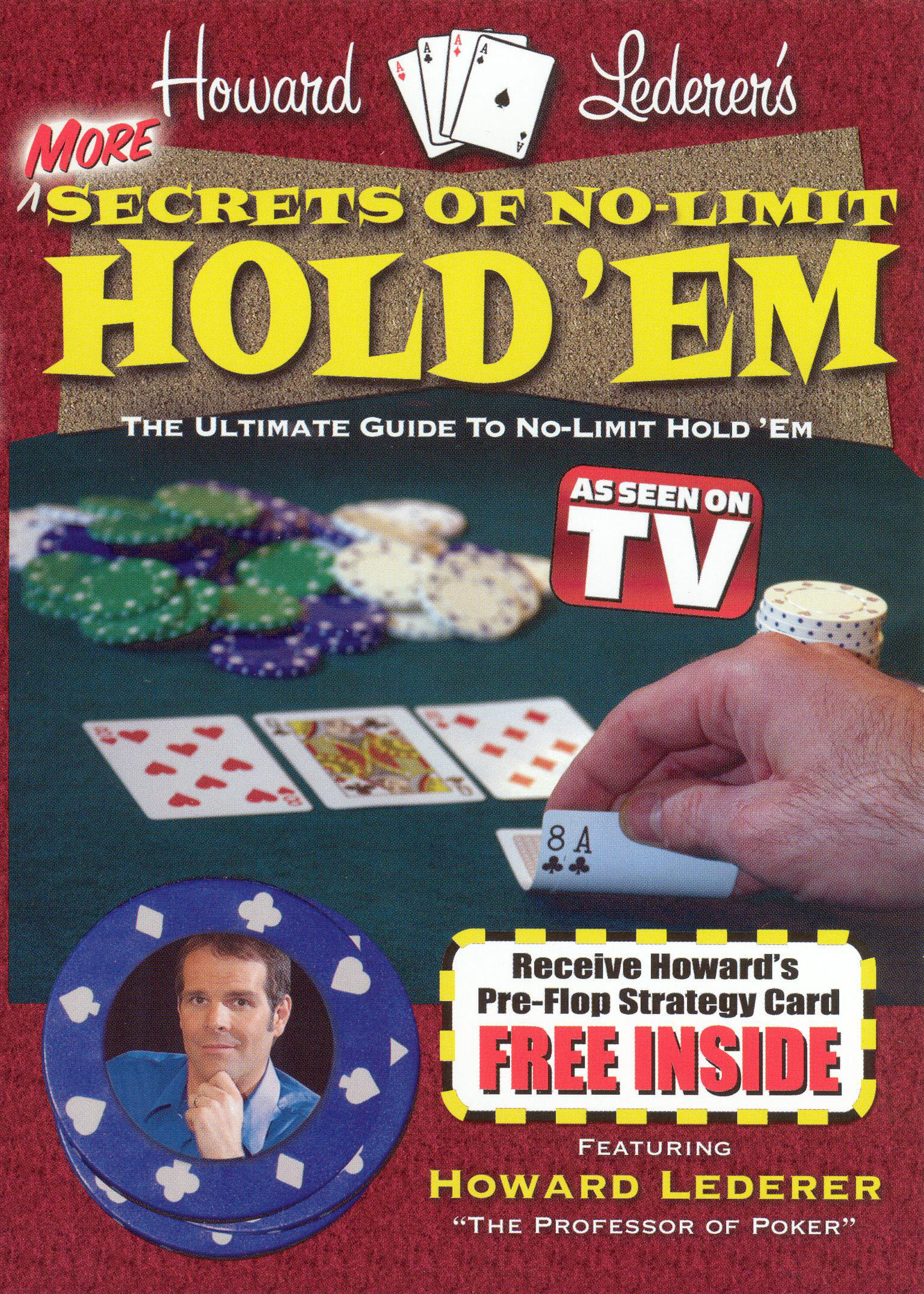 Poker: More Secrets of No Limit Hold 'em