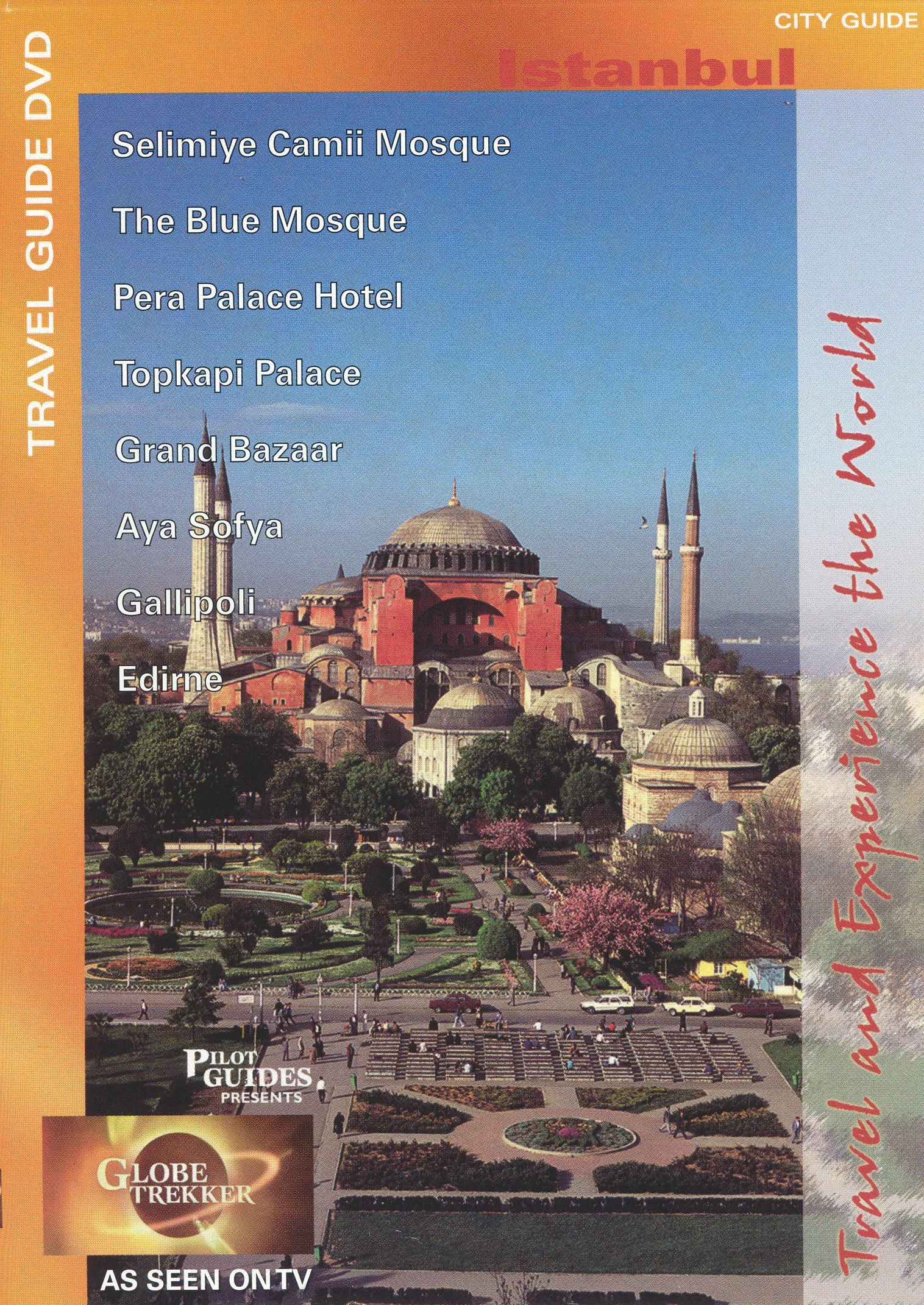 Globe Trekker: Istanbul City Guide